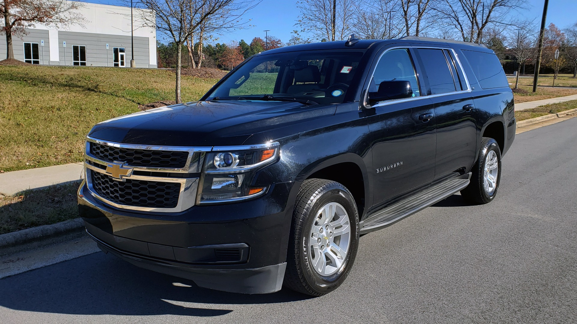 Used 2015 Chevrolet SUBURBAN LT 2WD / NAV / LEATHER / BOSE / 3-ROW / REARVIEW for sale Sold at Formula Imports in Charlotte NC 28227 1