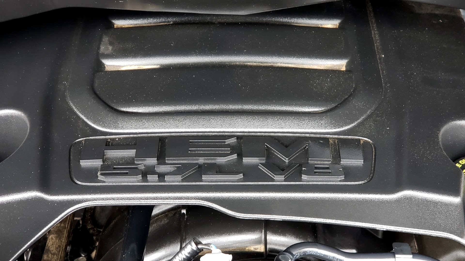 Used 2019 Ram 1500 LARAMIE SPORT / 2WD / 5.7L HEMI / NAV / BLIND SPOT / HTD STS / REARVIEW for sale Sold at Formula Imports in Charlotte NC 28227 26