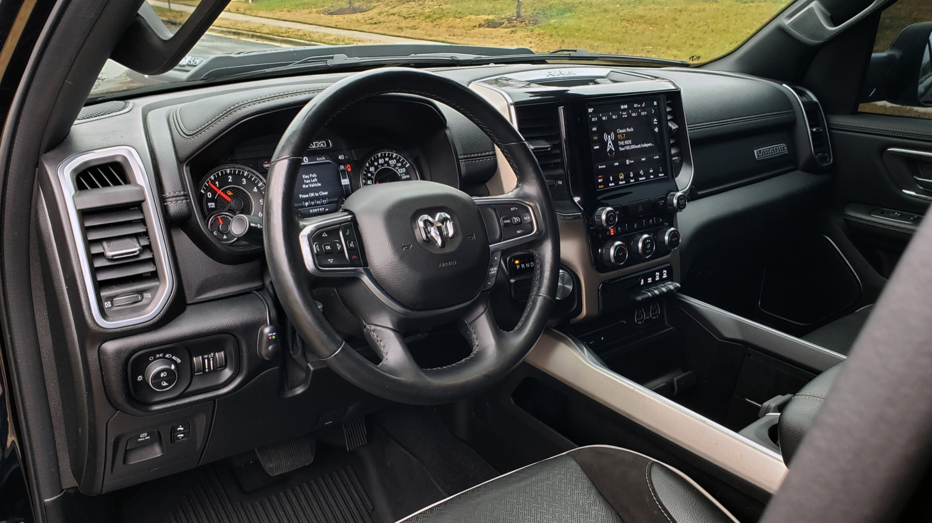 Used 2019 Ram 1500 LARAMIE SPORT / 2WD / 5.7L HEMI / NAV / BLIND SPOT / HTD STS / REARVIEW for sale Sold at Formula Imports in Charlotte NC 28227 47