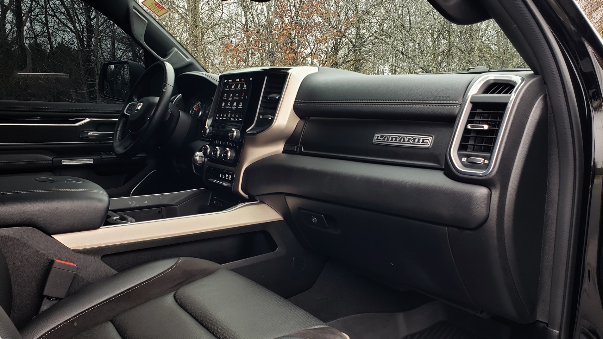 Used 2019 Ram 1500 LARAMIE SPORT / 2WD / 5.7L HEMI / NAV / BLIND SPOT / HTD STS / REARVIEW for sale Sold at Formula Imports in Charlotte NC 28227 85