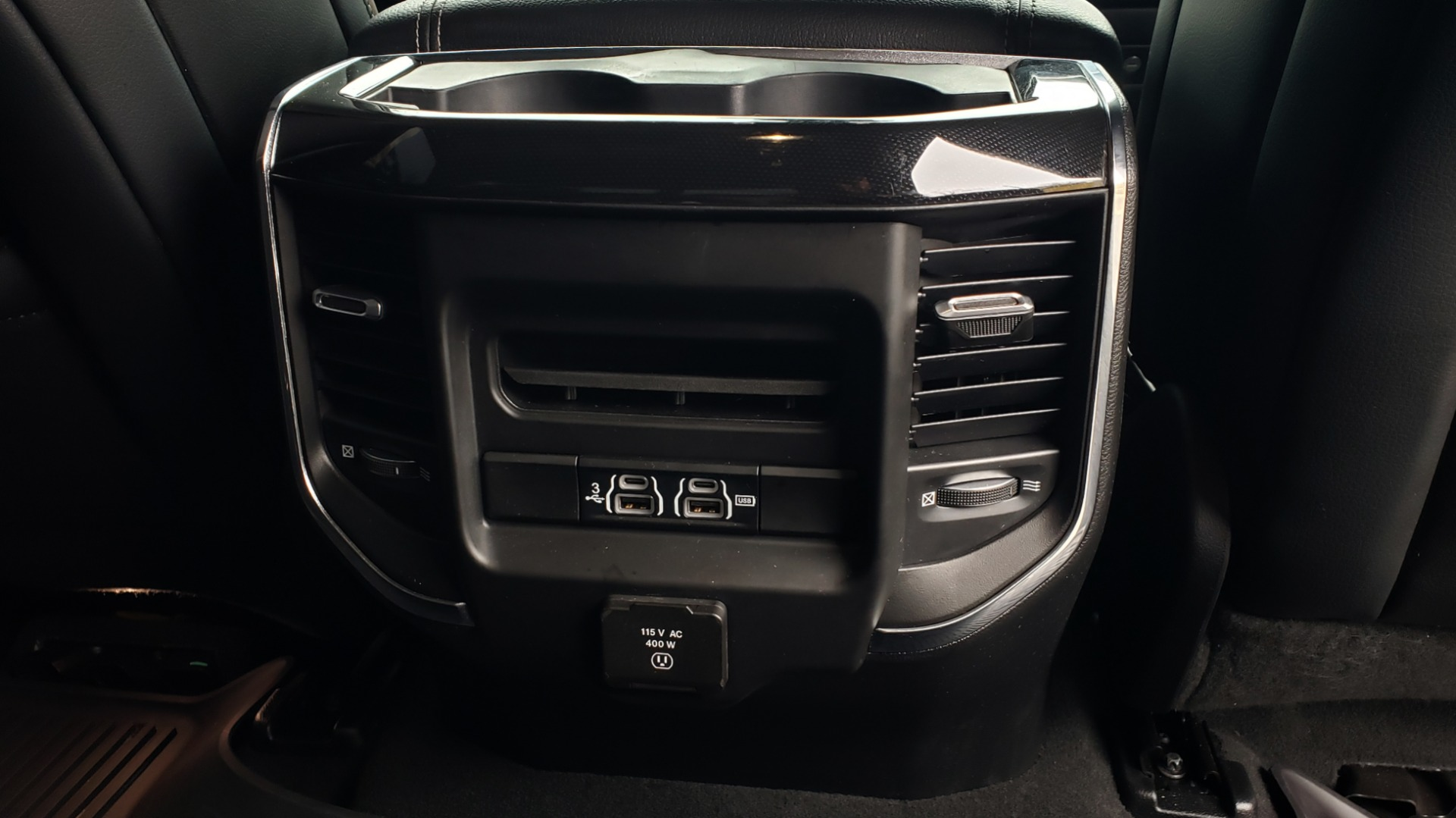 Used 2019 Ram 1500 LARAMIE SPORT / 2WD / 5.7L HEMI / NAV / BLIND SPOT / HTD STS / REARVIEW for sale Sold at Formula Imports in Charlotte NC 28227 94