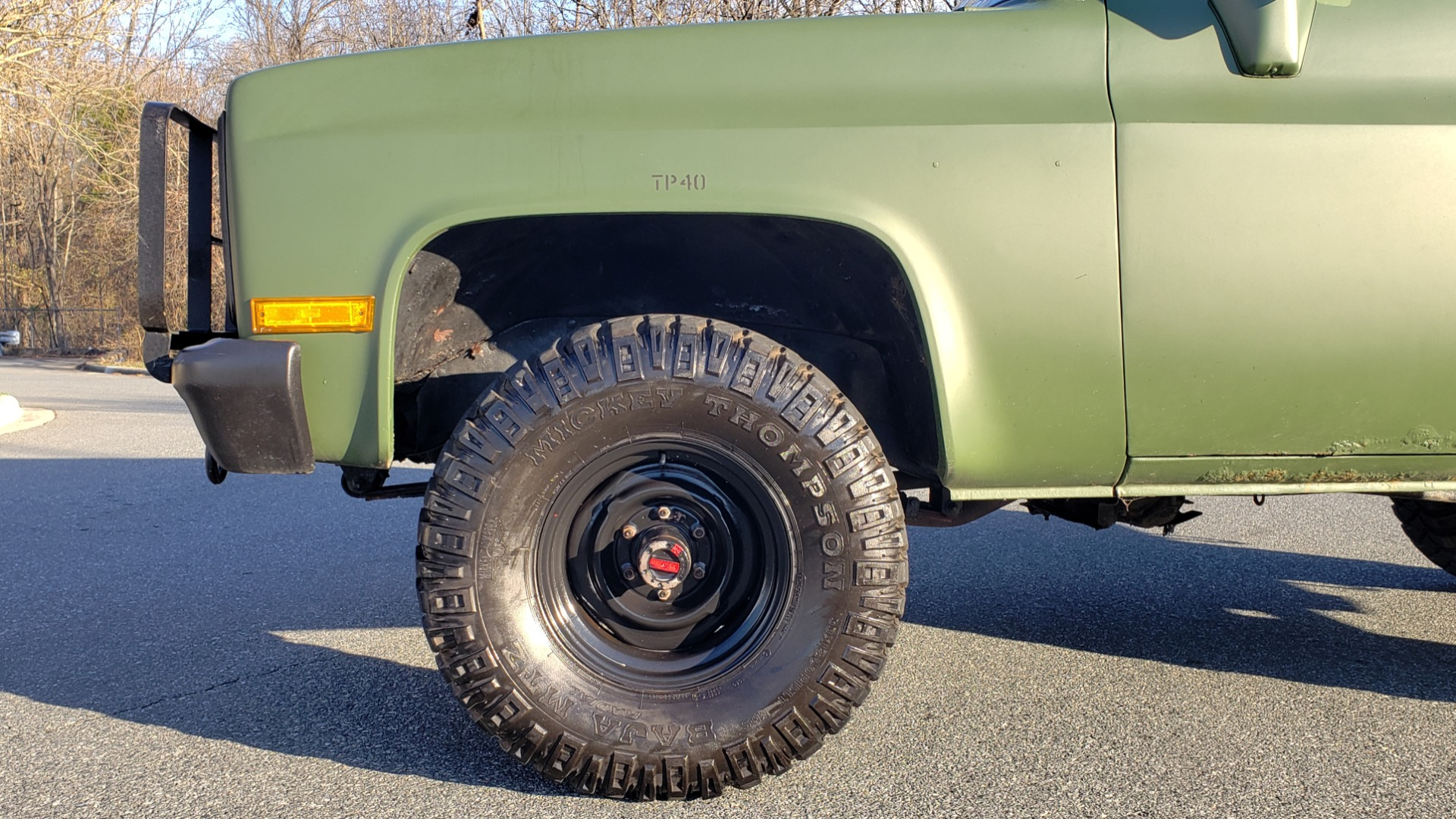 Used 1985 Chevrolet BLAZER D10 MILITARY SUV / 4X4 / 6.2L DIESEL V8 / VINTAGE AIR for sale $15,000 at Formula Imports in Charlotte NC 28227 71