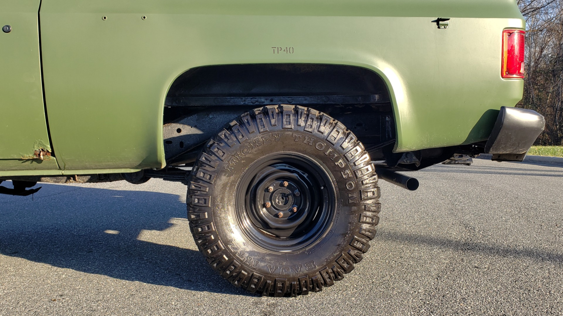 Used 1985 Chevrolet BLAZER D10 MILITARY SUV / 4X4 / 6.2L DIESEL V8 / VINTAGE AIR for sale $15,000 at Formula Imports in Charlotte NC 28227 72