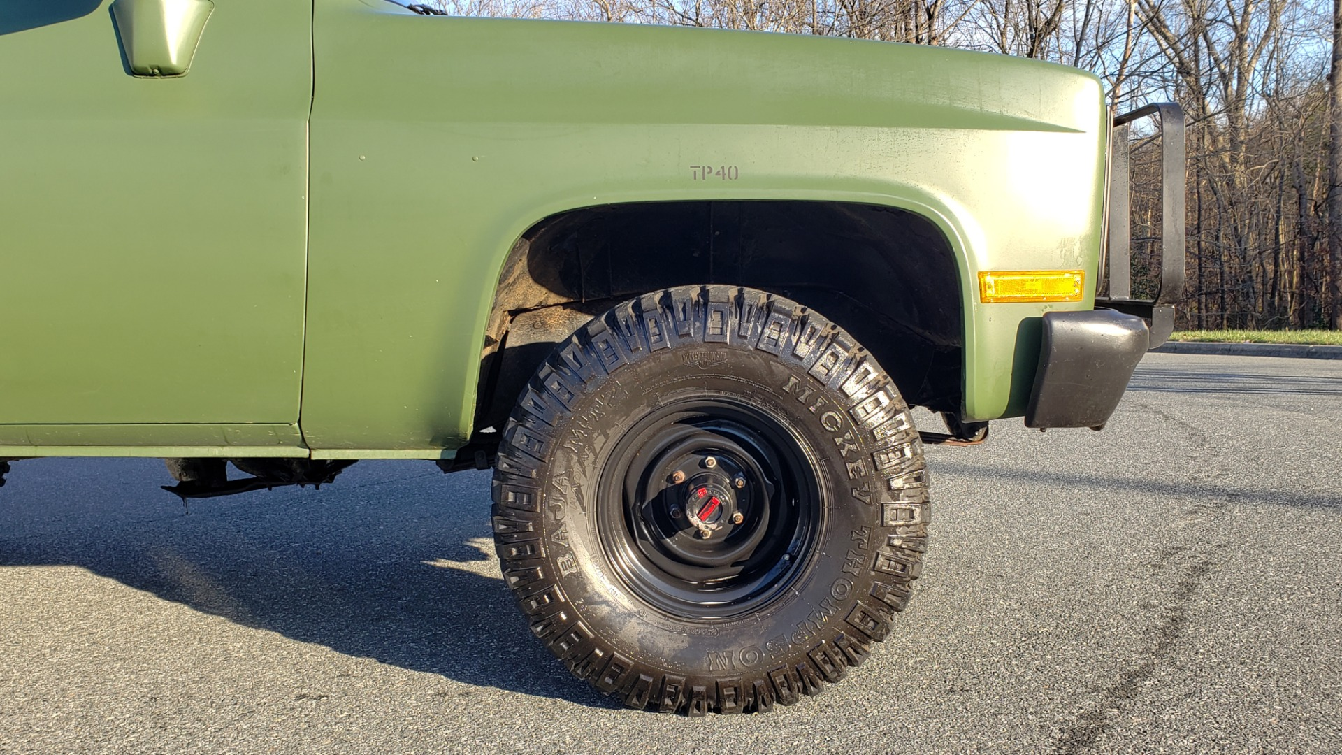 Used 1985 Chevrolet BLAZER D10 MILITARY SUV / 4X4 / 6.2L DIESEL V8 / VINTAGE AIR for sale $15,000 at Formula Imports in Charlotte NC 28227 74