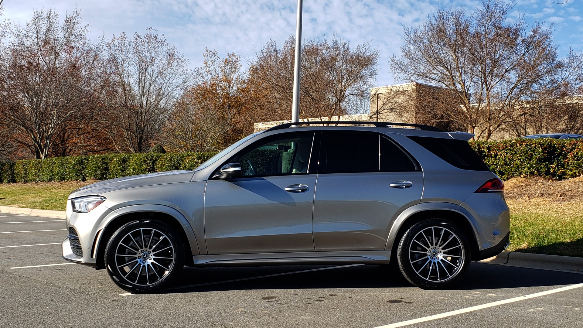 Used 2020 Mercedes-Benz GLE 350 PREMIUM / NAV / PARK ASST / NIGHT PKG / AMG LINE EXT / REARVIEW for sale Sold at Formula Imports in Charlotte NC 28227 110