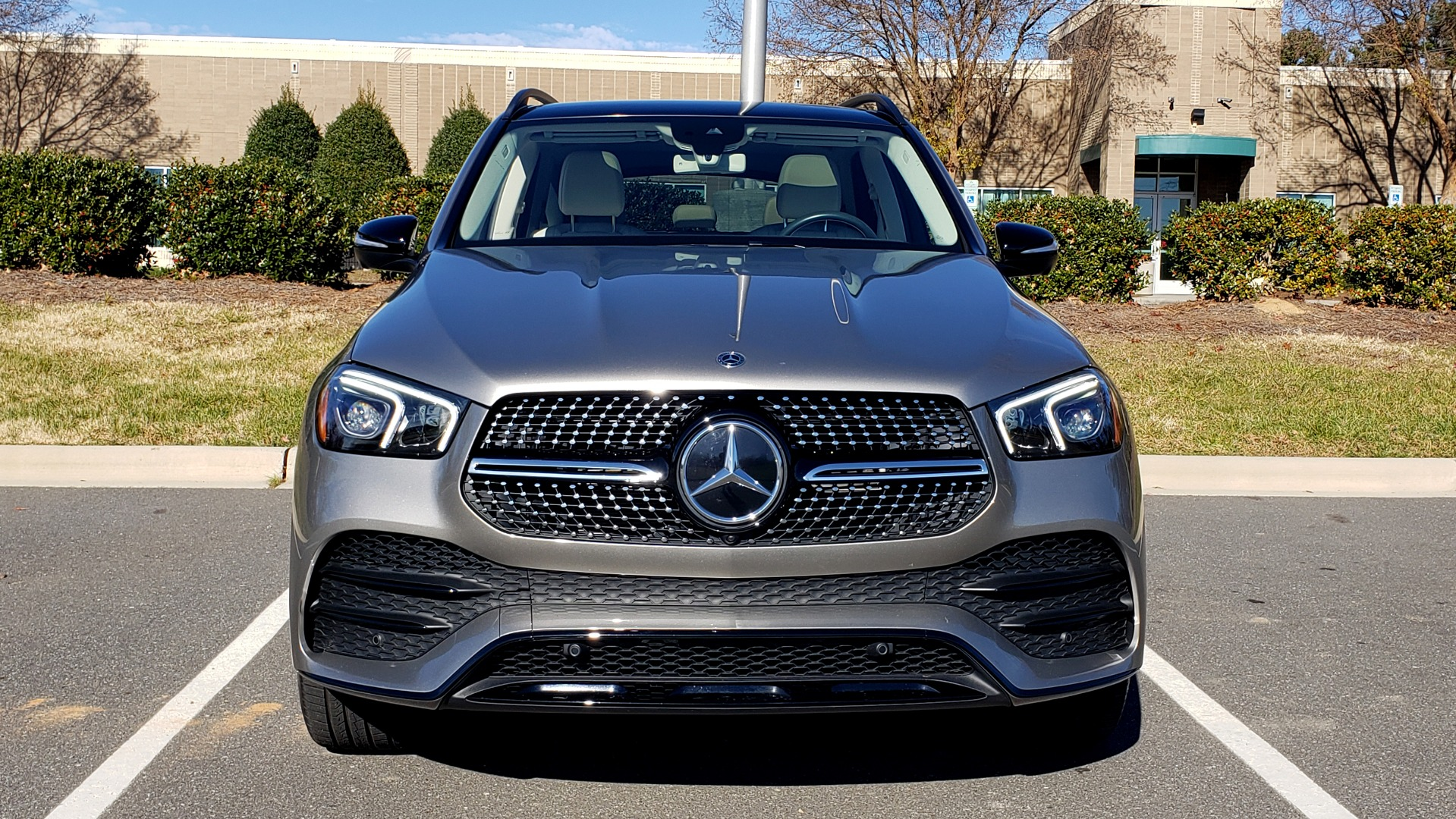 Used 2020 Mercedes-Benz GLE 350 PREMIUM / NAV / PARK ASST / NIGHT PKG / AMG LINE EXT / REARVIEW for sale Sold at Formula Imports in Charlotte NC 28227 27