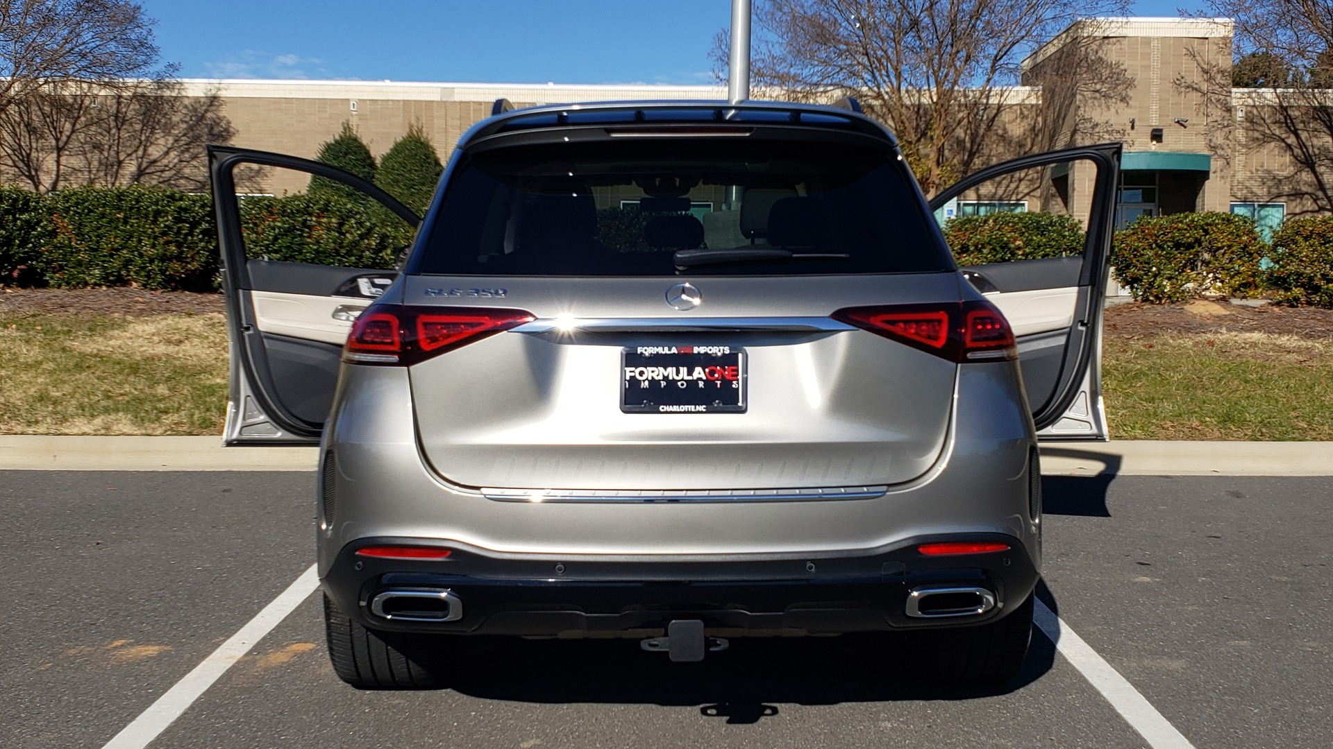 Used 2020 Mercedes-Benz GLE 350 PREMIUM / NAV / PARK ASST / NIGHT PKG / AMG LINE EXT / REARVIEW for sale Sold at Formula Imports in Charlotte NC 28227 36