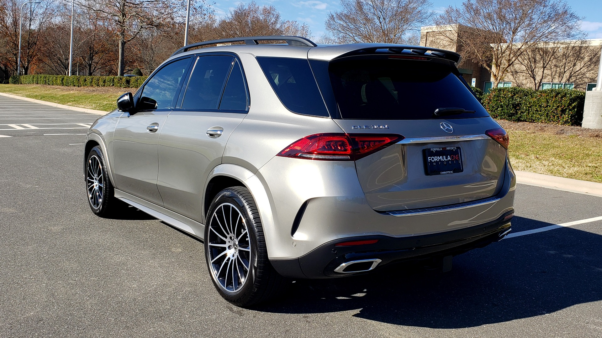 Used 2020 Mercedes-Benz GLE 350 PREMIUM / NAV / PARK ASST / NIGHT PKG / AMG LINE EXT / REARVIEW for sale Sold at Formula Imports in Charlotte NC 28227 5