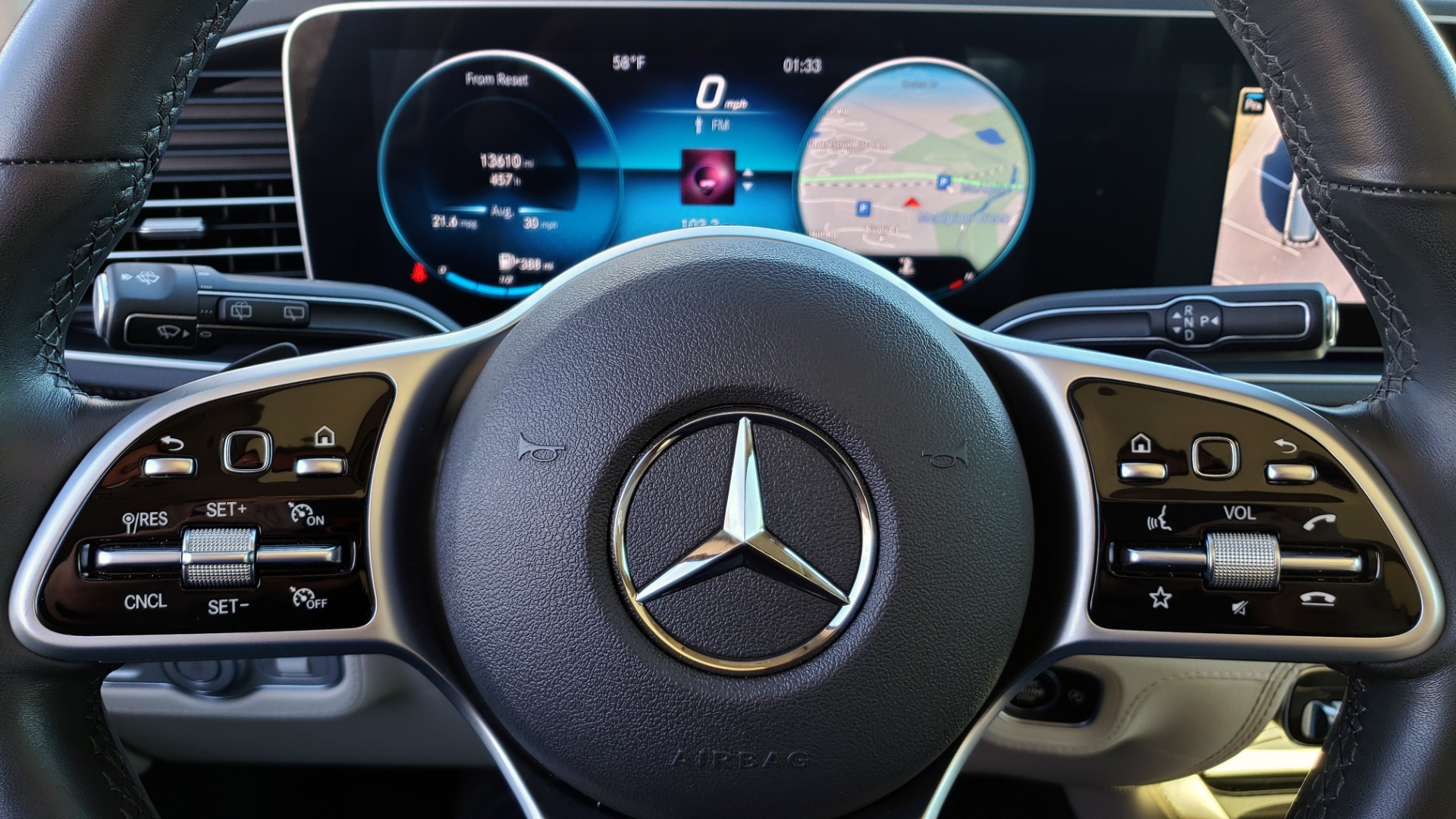Used 2020 Mercedes-Benz GLE 350 PREMIUM / NAV / PARK ASST / NIGHT PKG / AMG LINE EXT / REARVIEW for sale Sold at Formula Imports in Charlotte NC 28227 50