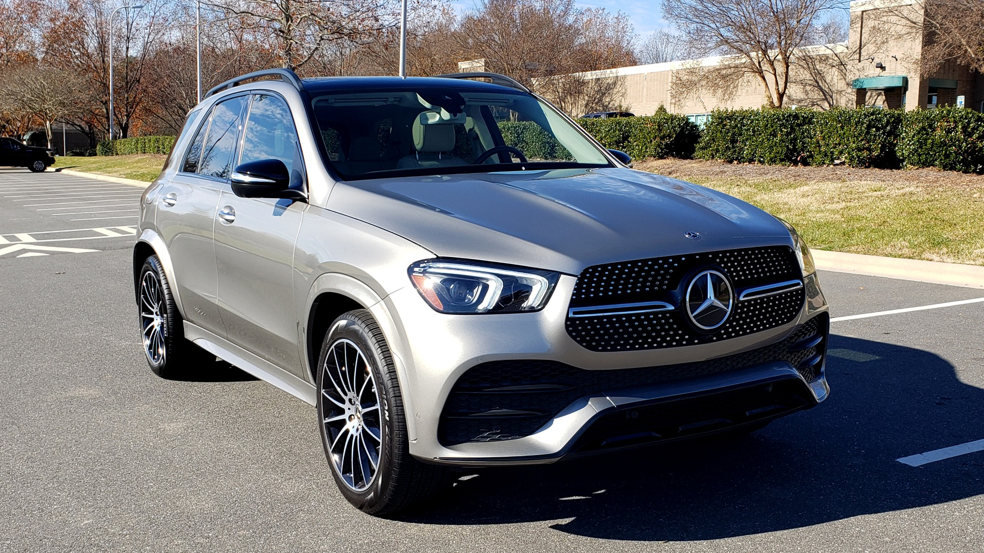 Used 2020 Mercedes-Benz GLE 350 PREMIUM / NAV / PARK ASST / NIGHT PKG / AMG LINE EXT / REARVIEW for sale Sold at Formula Imports in Charlotte NC 28227 6