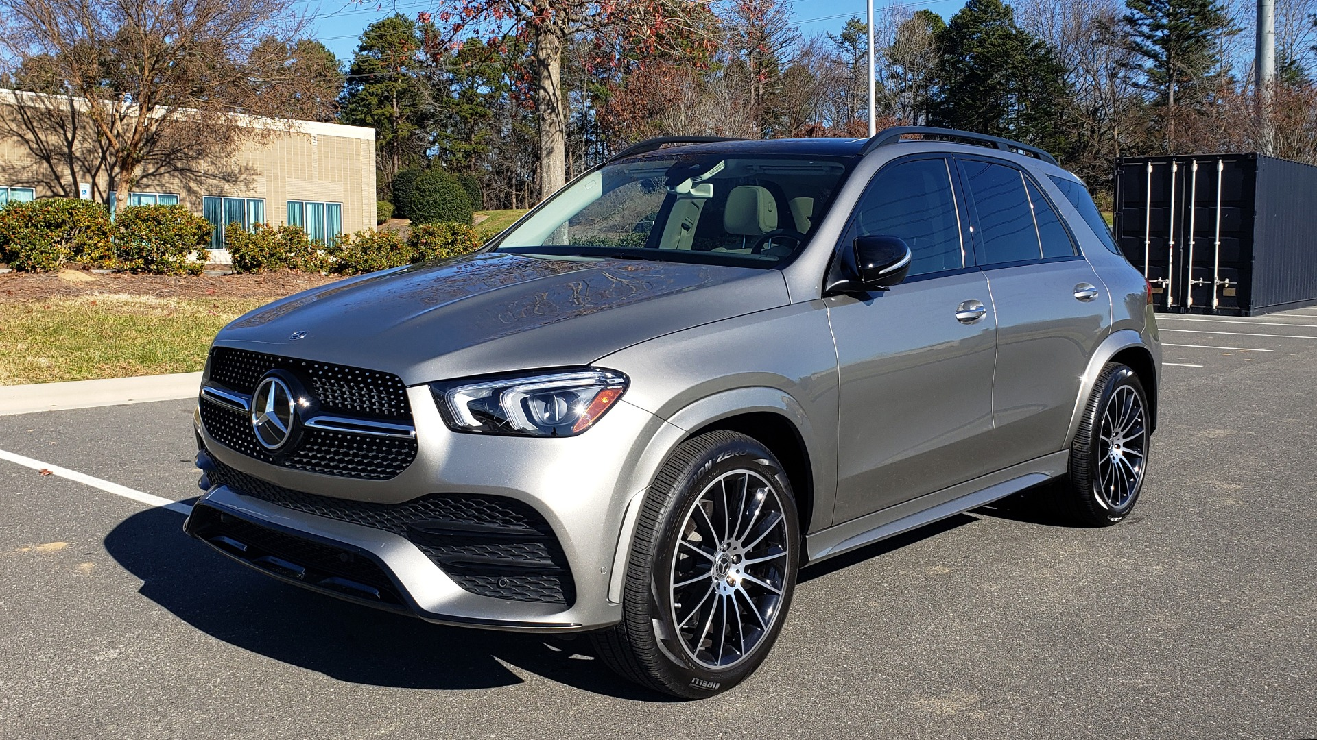 Used 2020 Mercedes-Benz GLE 350 PREMIUM / NAV / PARK ASST / NIGHT PKG / AMG LINE EXT / REARVIEW for sale Sold at Formula Imports in Charlotte NC 28227 7