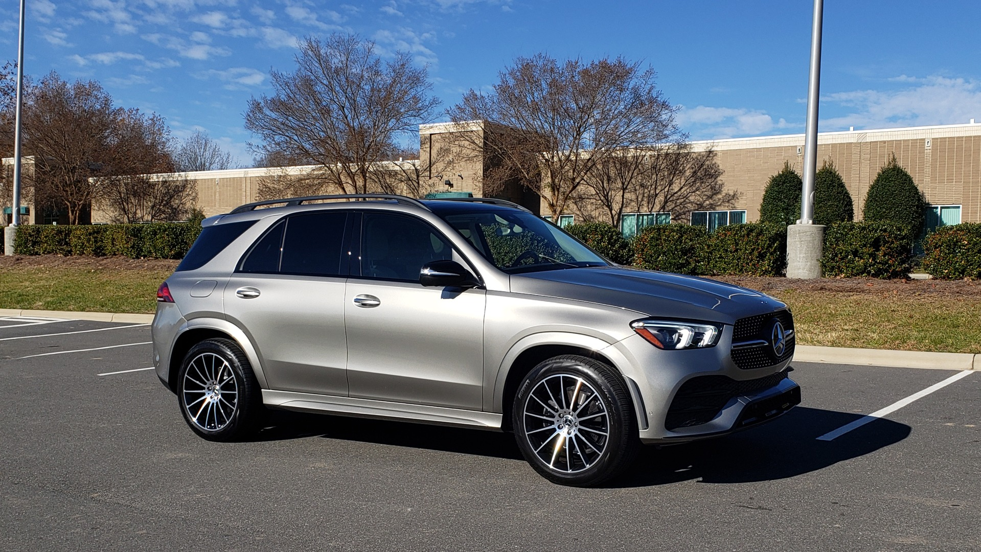 Used 2020 Mercedes-Benz GLE 350 PREMIUM / NAV / PARK ASST / NIGHT PKG / AMG LINE EXT / REARVIEW for sale Sold at Formula Imports in Charlotte NC 28227 8