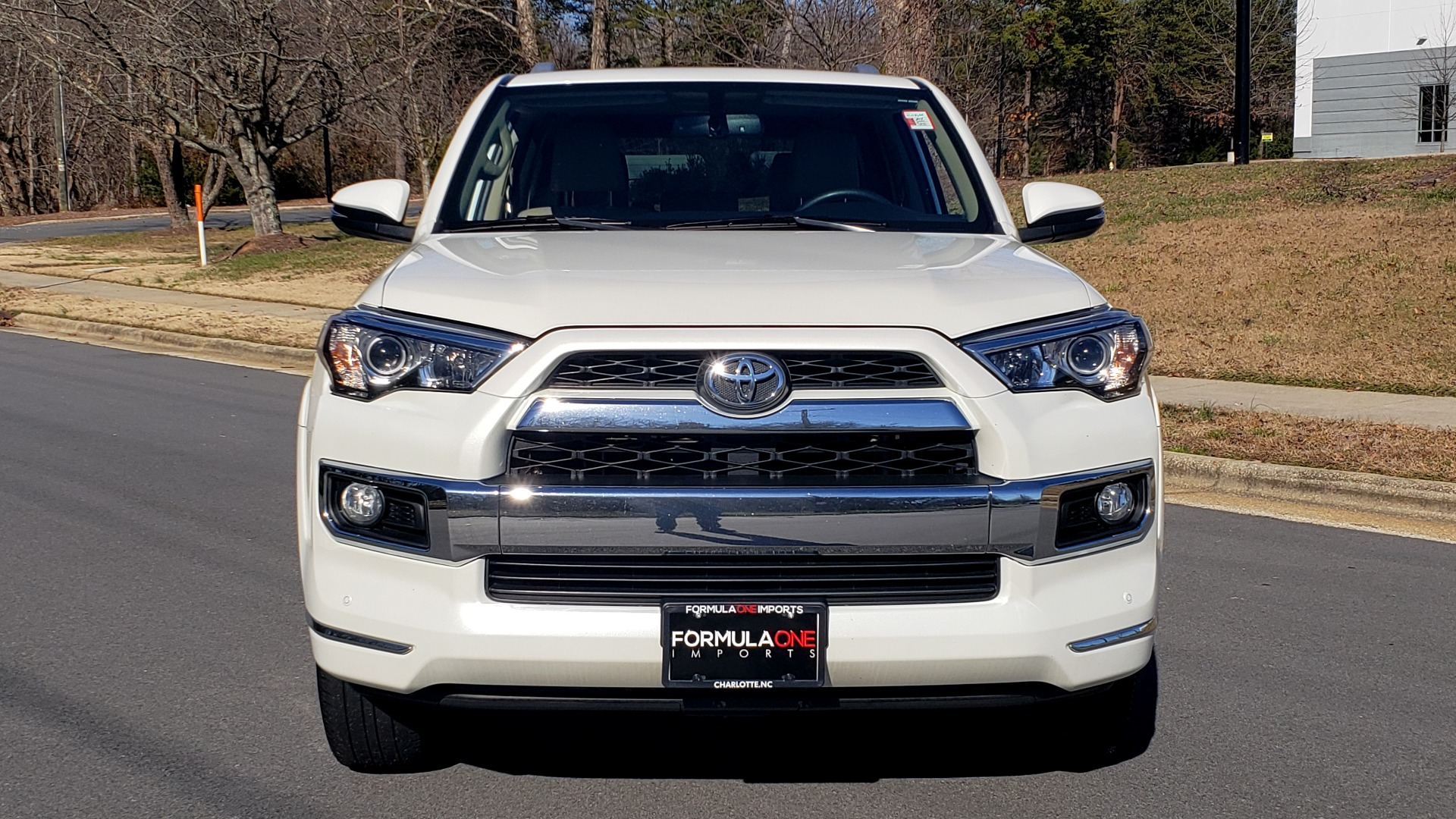 Used 2018 Toyota 4RUNNER LIMITED 4X4 / 4.0L V6 / AUTO / NAV / SUNROOF / JBL AUDIO / REARVIEW for sale Sold at Formula Imports in Charlotte NC 28227 18