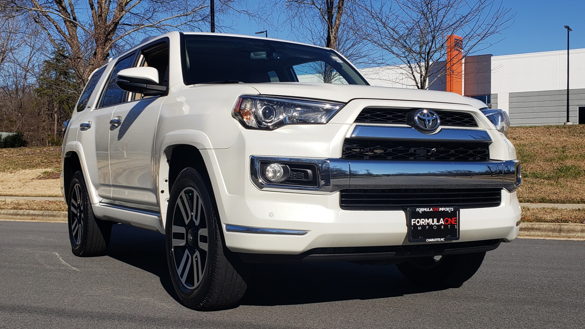 Used 2018 Toyota 4RUNNER LIMITED 4X4 / 4.0L V6 / AUTO / NAV / SUNROOF / JBL AUDIO / REARVIEW for sale Sold at Formula Imports in Charlotte NC 28227 21