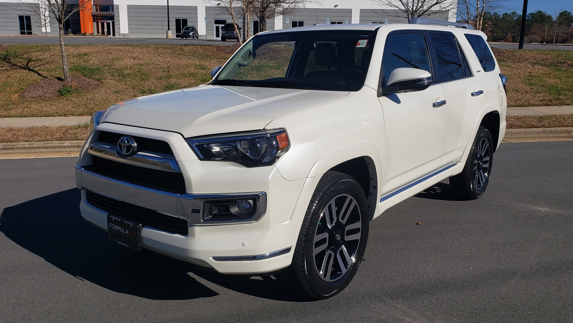 Used 2018 Toyota 4RUNNER LIMITED 4X4 / 4.0L V6 / AUTO / NAV / SUNROOF / JBL AUDIO / REARVIEW for sale Sold at Formula Imports in Charlotte NC 28227 1
