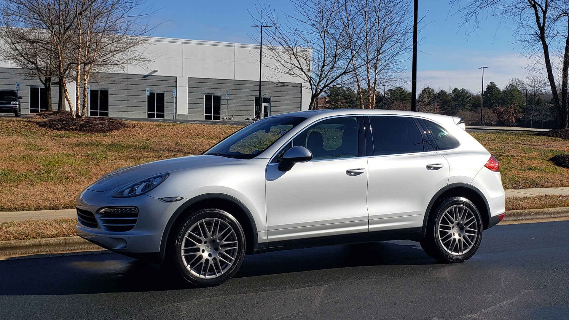 Used 2012 Porsche CAYENNE TIPTRONIC / CONV PKG / PANO-ROOF / HTS STS / PARK ASST / REARVIEW for sale Sold at Formula Imports in Charlotte NC 28227 2