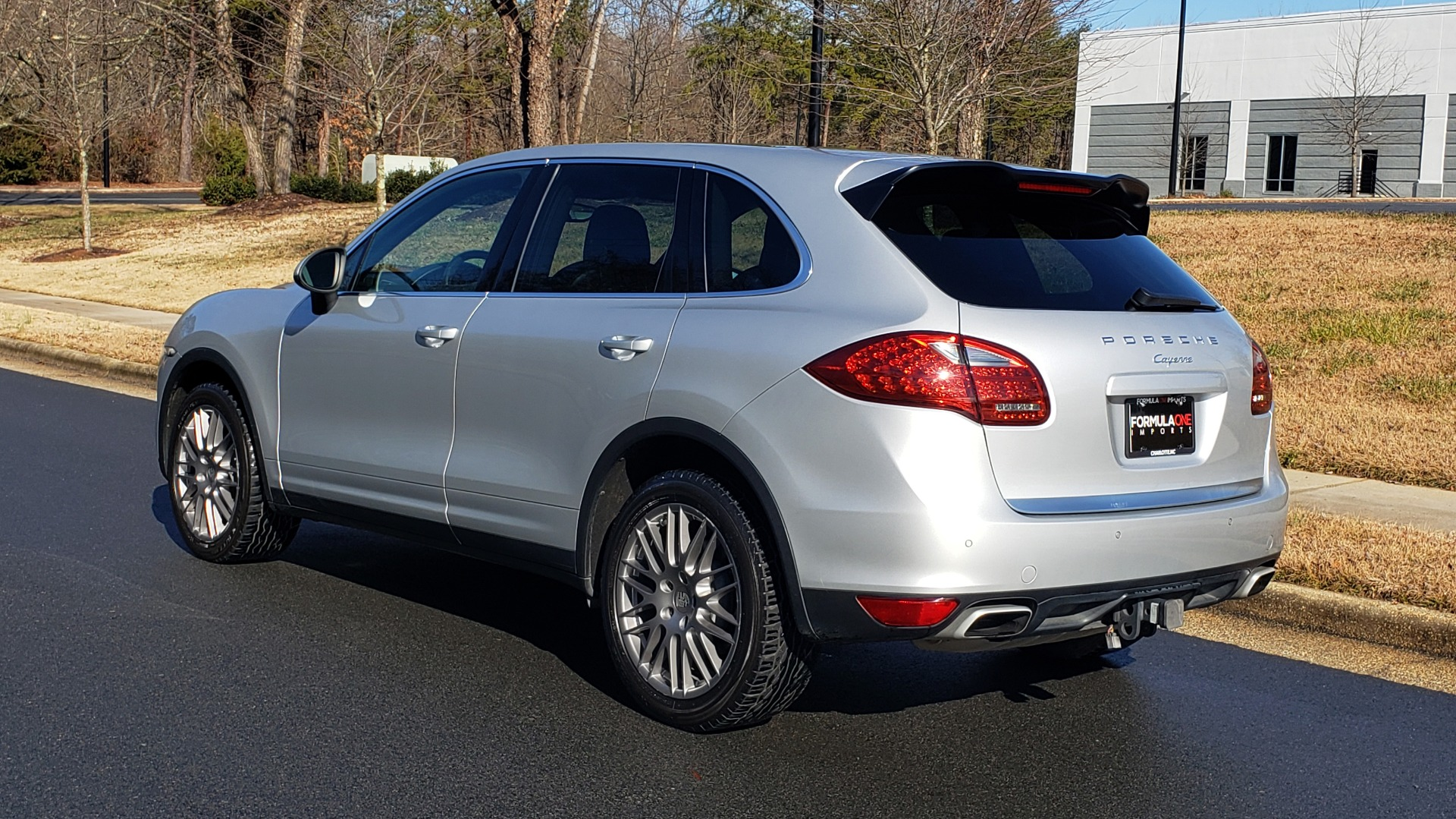 Used 2012 Porsche CAYENNE TIPTRONIC / CONV PKG / PANO-ROOF / HTS STS / PARK ASST / REARVIEW for sale Sold at Formula Imports in Charlotte NC 28227 4
