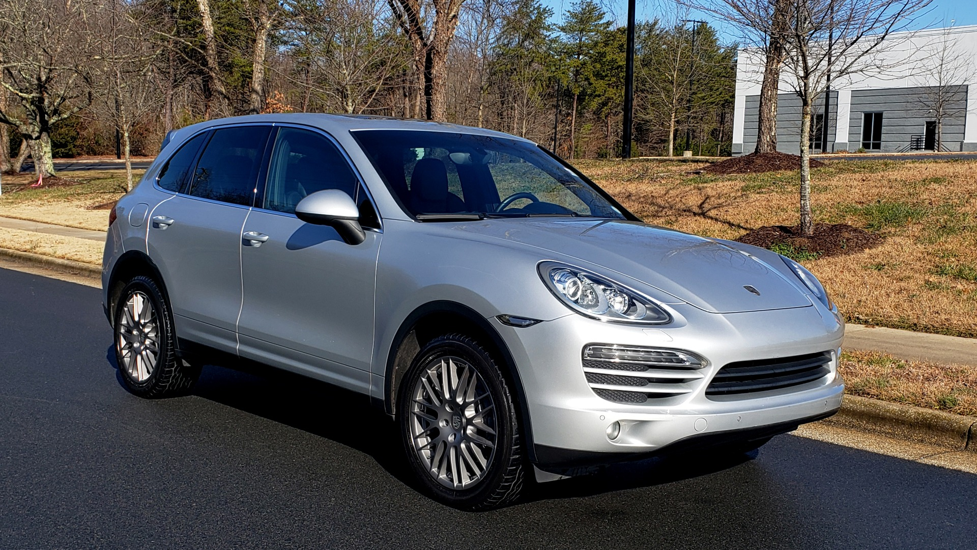 Used 2012 Porsche CAYENNE TIPTRONIC / CONV PKG / PANO-ROOF / HTS STS / PARK ASST / REARVIEW for sale Sold at Formula Imports in Charlotte NC 28227 5
