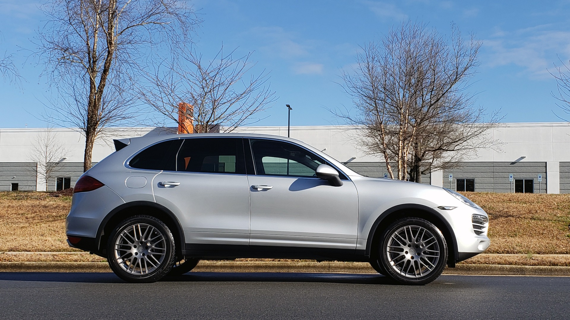 Used 2012 Porsche CAYENNE TIPTRONIC / CONV PKG / PANO-ROOF / HTS STS / PARK ASST / REARVIEW for sale Sold at Formula Imports in Charlotte NC 28227 6