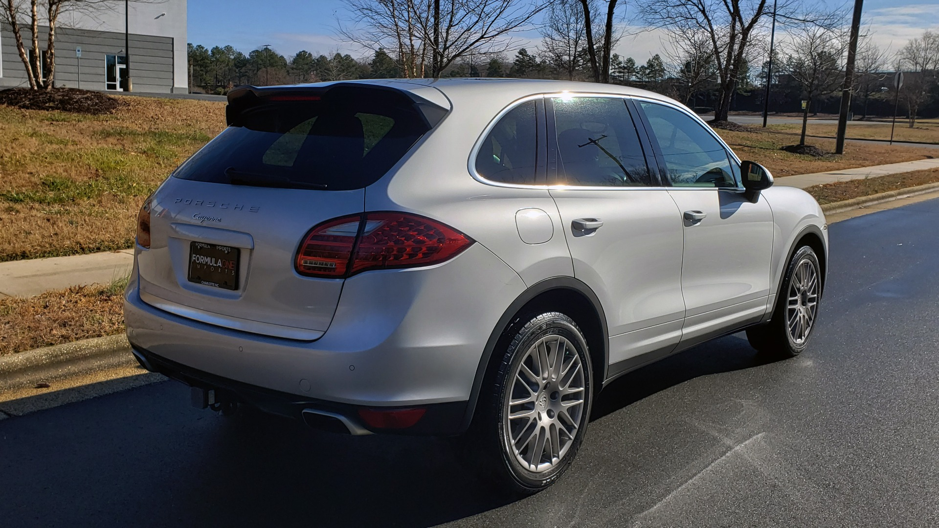 Used 2012 Porsche CAYENNE TIPTRONIC / CONV PKG / PANO-ROOF / HTS STS / PARK ASST / REARVIEW for sale Sold at Formula Imports in Charlotte NC 28227 8