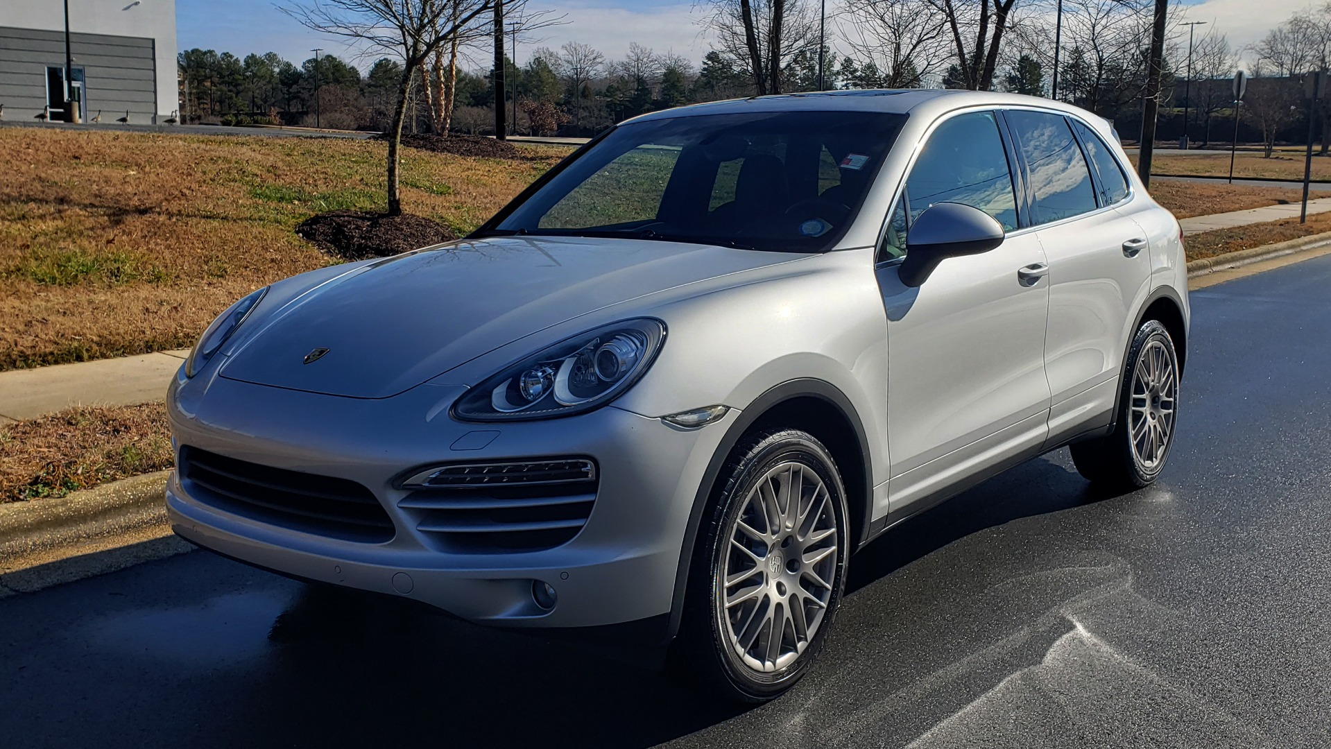 Used 2012 Porsche CAYENNE TIPTRONIC / CONV PKG / PANO-ROOF / HTS STS / PARK ASST / REARVIEW for sale Sold at Formula Imports in Charlotte NC 28227 1