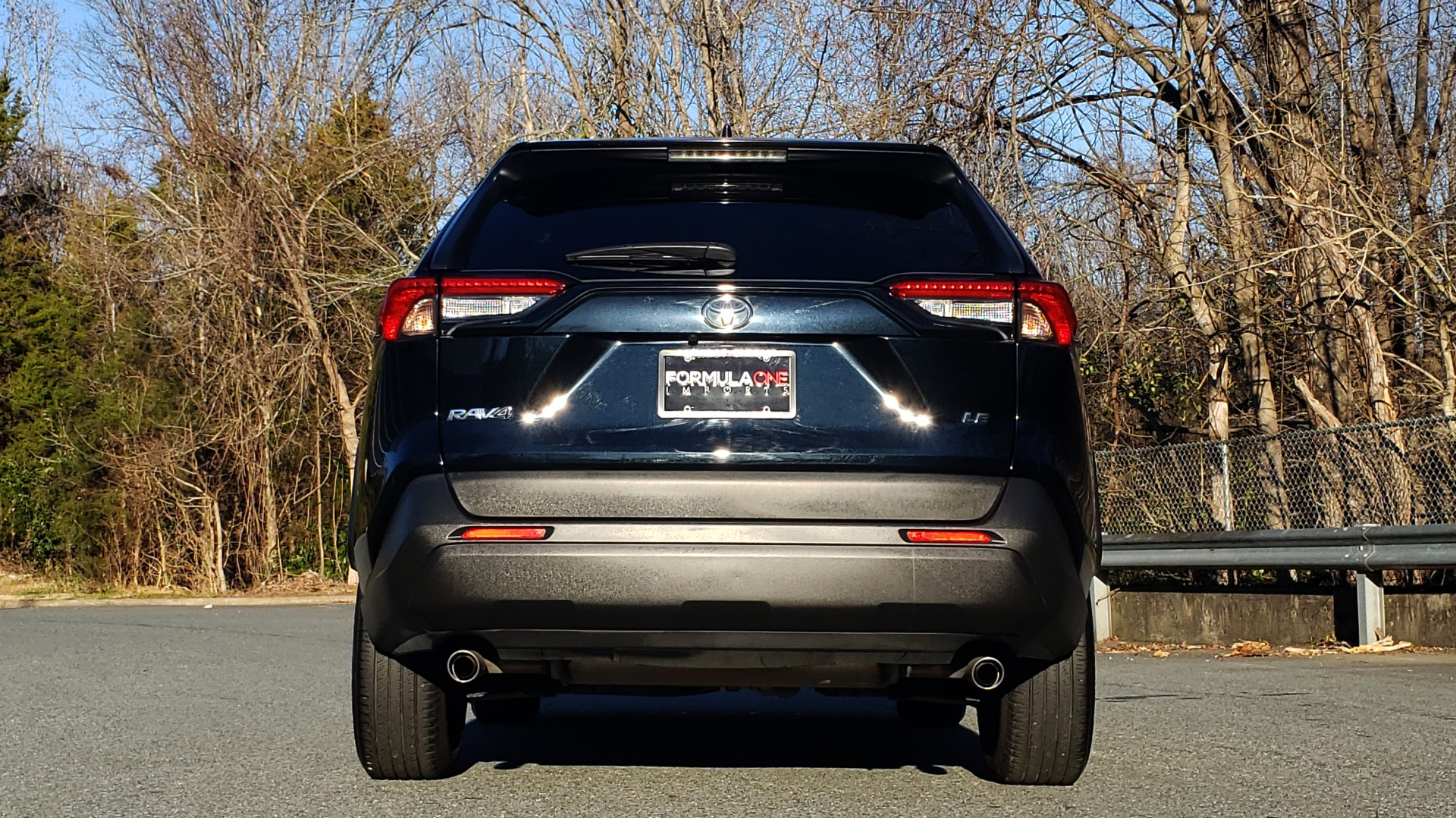 Used 2019 Toyota RAV4 LE / 2.5L I4 / 8-SPEED AUTO / LTA / PCS / RSA / REARVIEW for sale Sold at Formula Imports in Charlotte NC 28227 25