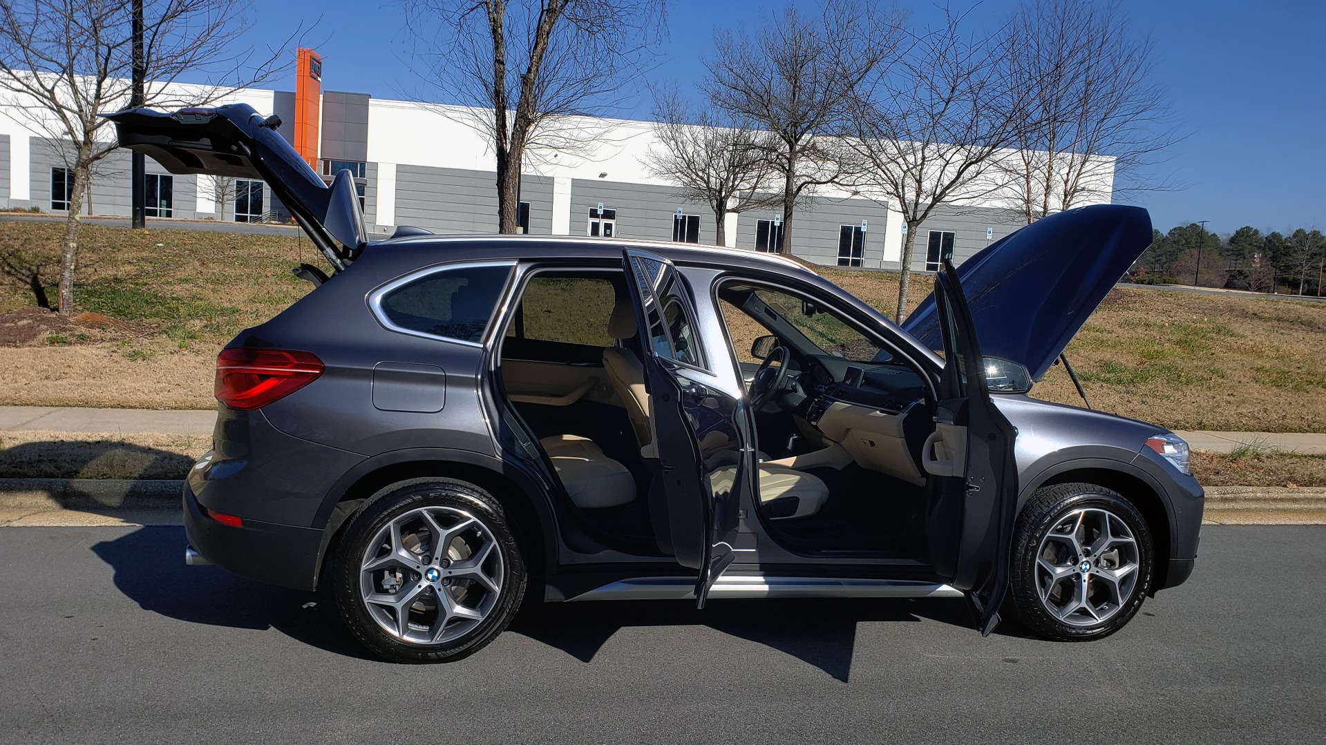 Used 2017 BMW X1 XDRIVE28I / PREM / TECH / DRVR ASST PLUS / COLD WTHR / REARVIEW for sale $26,995 at Formula Imports in Charlotte NC 28227 10