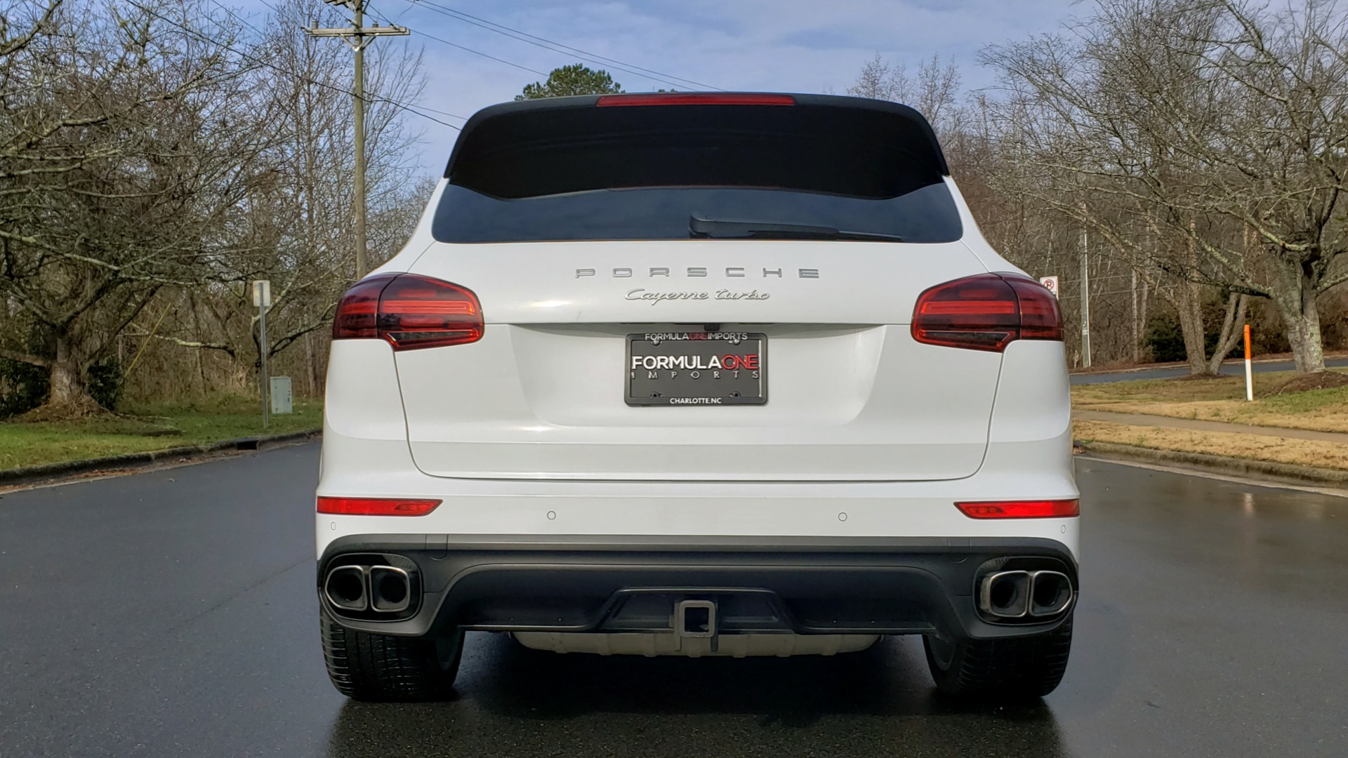 Used 2015 Porsche CAYENNE TURBO V8 / PREMIUM / NAV / SUNROOF / PARK ASSIST / LCA / REARVIEW for sale $47,995 at Formula Imports in Charlotte NC 28227 12