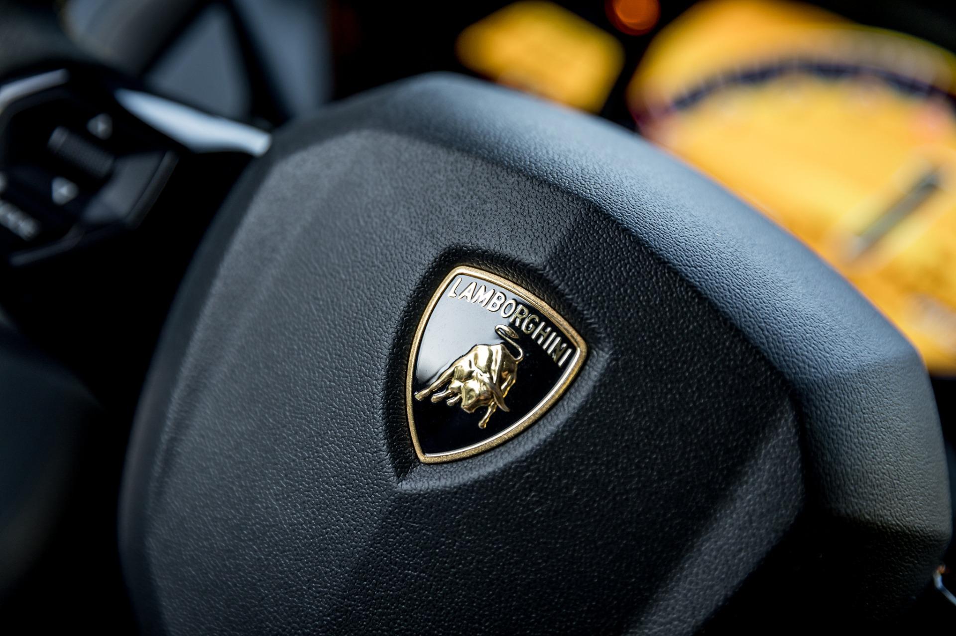 Used 2017 Lamborghini Aventador LP 750-4 SV / 740HP / AWD / 1930 MI / NAV / CAMERA for sale Sold at Formula Imports in Charlotte NC 28227 50