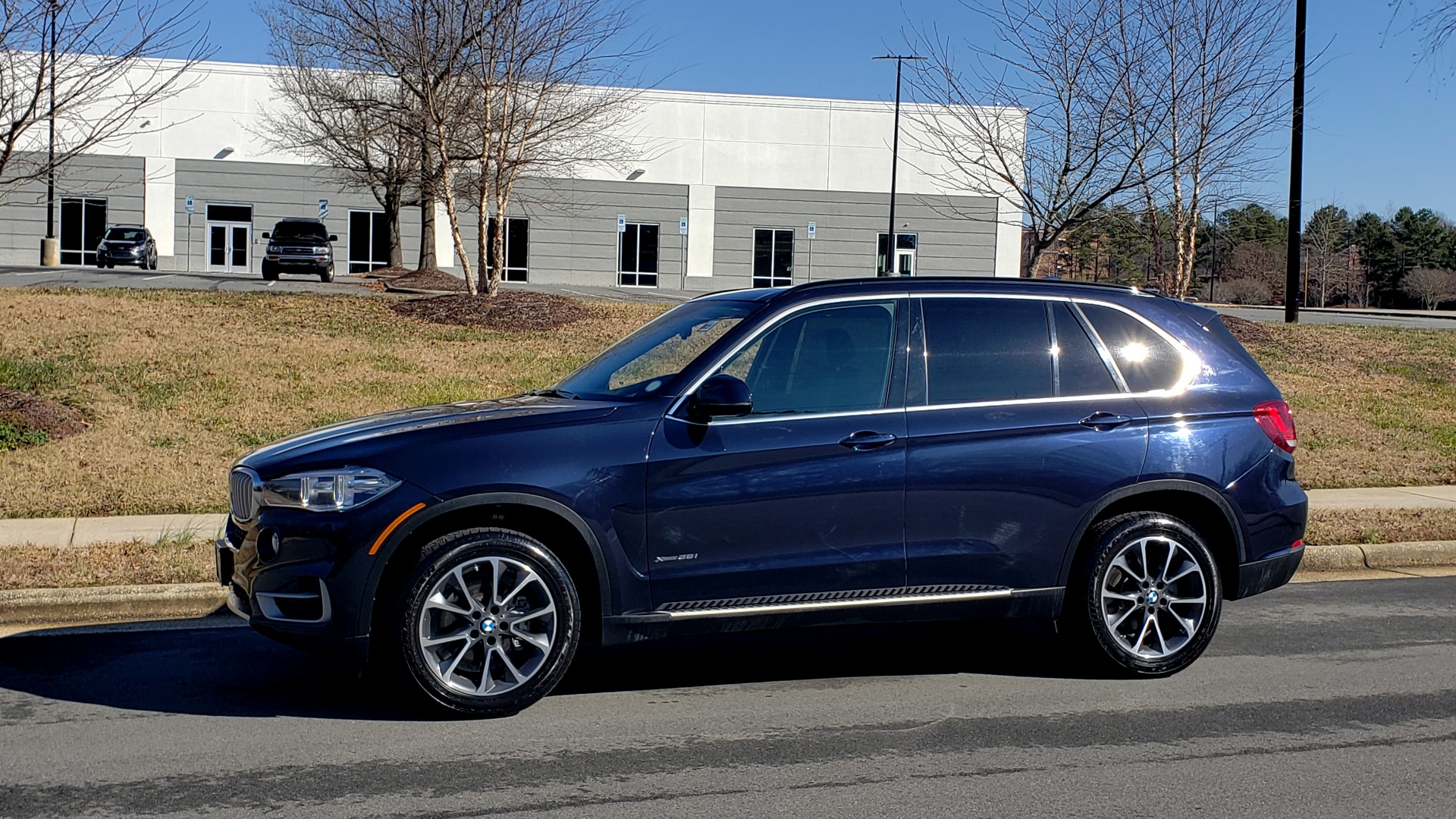 Used 2015 BMW X5 XDRIVE35I PREMIUM / NAV / XLINE / CLD WTHR / DRVR ASST / REARVIEW for sale Sold at Formula Imports in Charlotte NC 28227 2