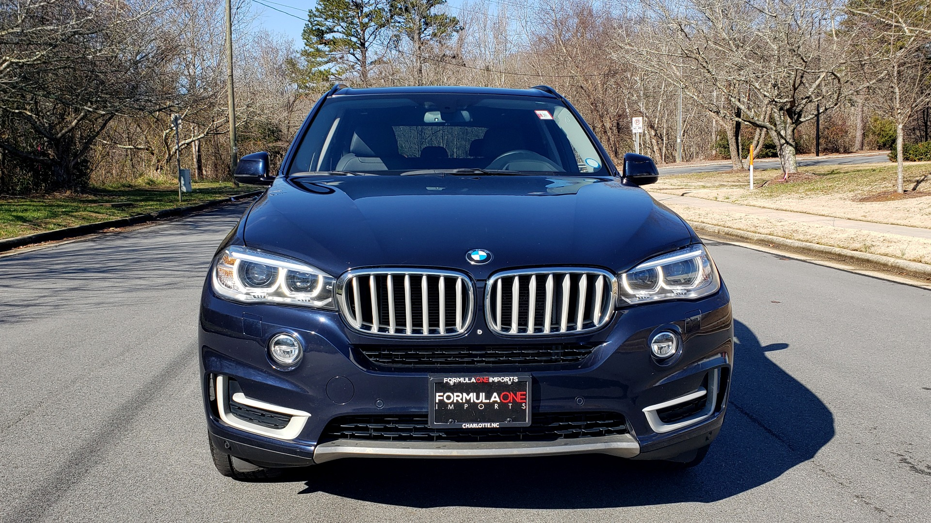 Used 2015 BMW X5 XDRIVE35I PREMIUM / NAV / XLINE / CLD WTHR / DRVR ASST / REARVIEW for sale Sold at Formula Imports in Charlotte NC 28227 25