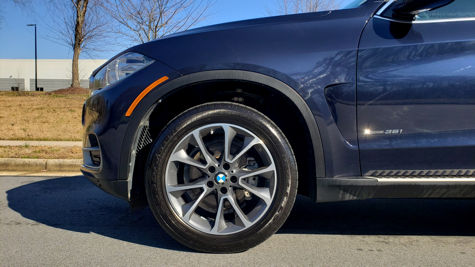 Used 2015 BMW X5 XDRIVE35I PREMIUM / NAV / XLINE / CLD WTHR / DRVR ASST / REARVIEW for sale Sold at Formula Imports in Charlotte NC 28227 88