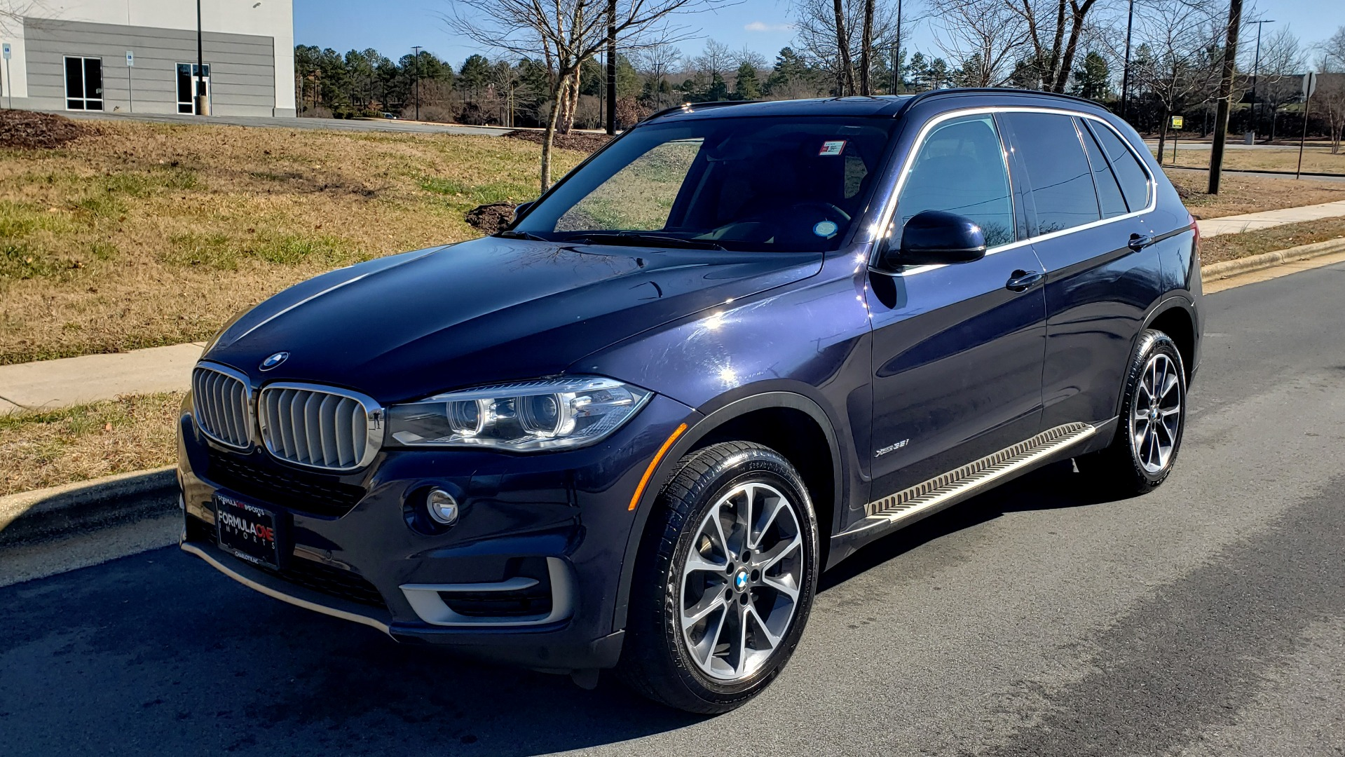 Used 2015 BMW X5 XDRIVE35I PREMIUM / NAV / XLINE / CLD WTHR / DRVR ASST / REARVIEW for sale Sold at Formula Imports in Charlotte NC 28227 1
