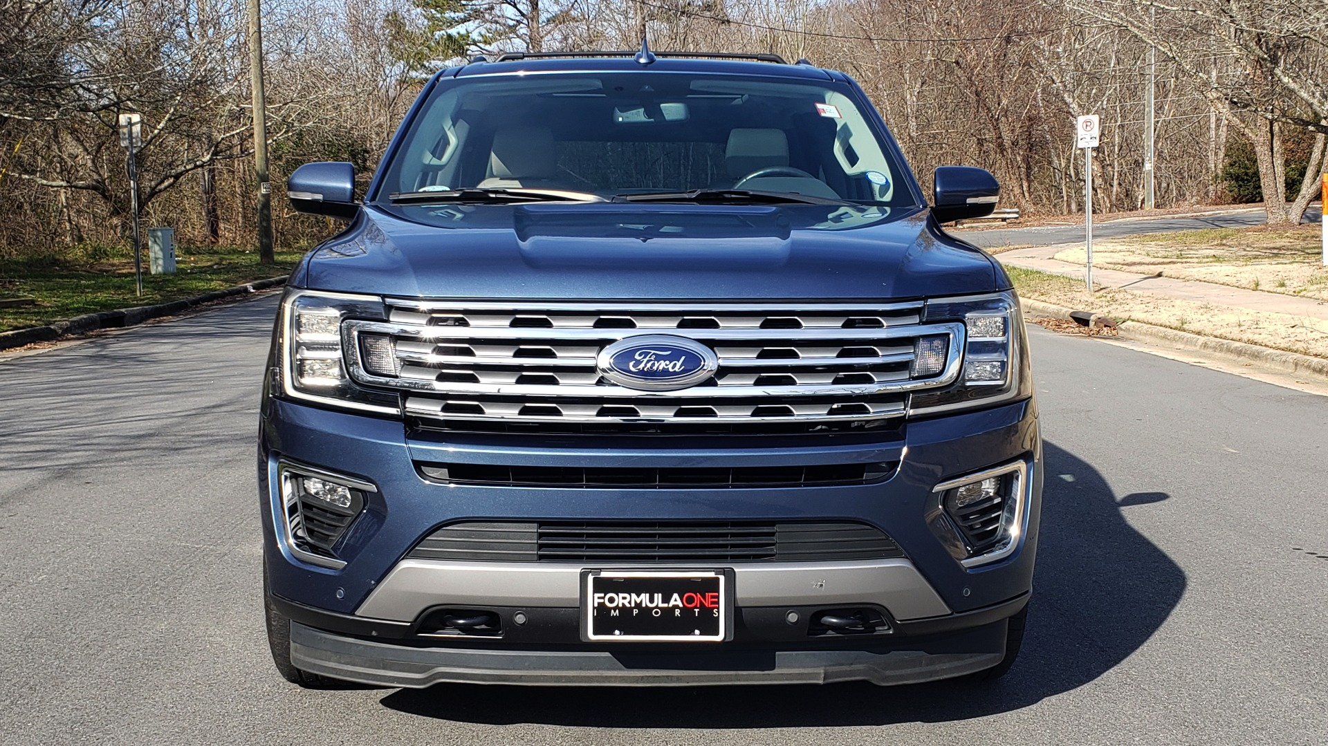 Used 2018 Ford EXPEDITION LIMITED 4X4 / NAV / PANO-ROOF / 3-ROW / DRVR ASST / REARVIEW for sale Sold at Formula Imports in Charlotte NC 28227 31