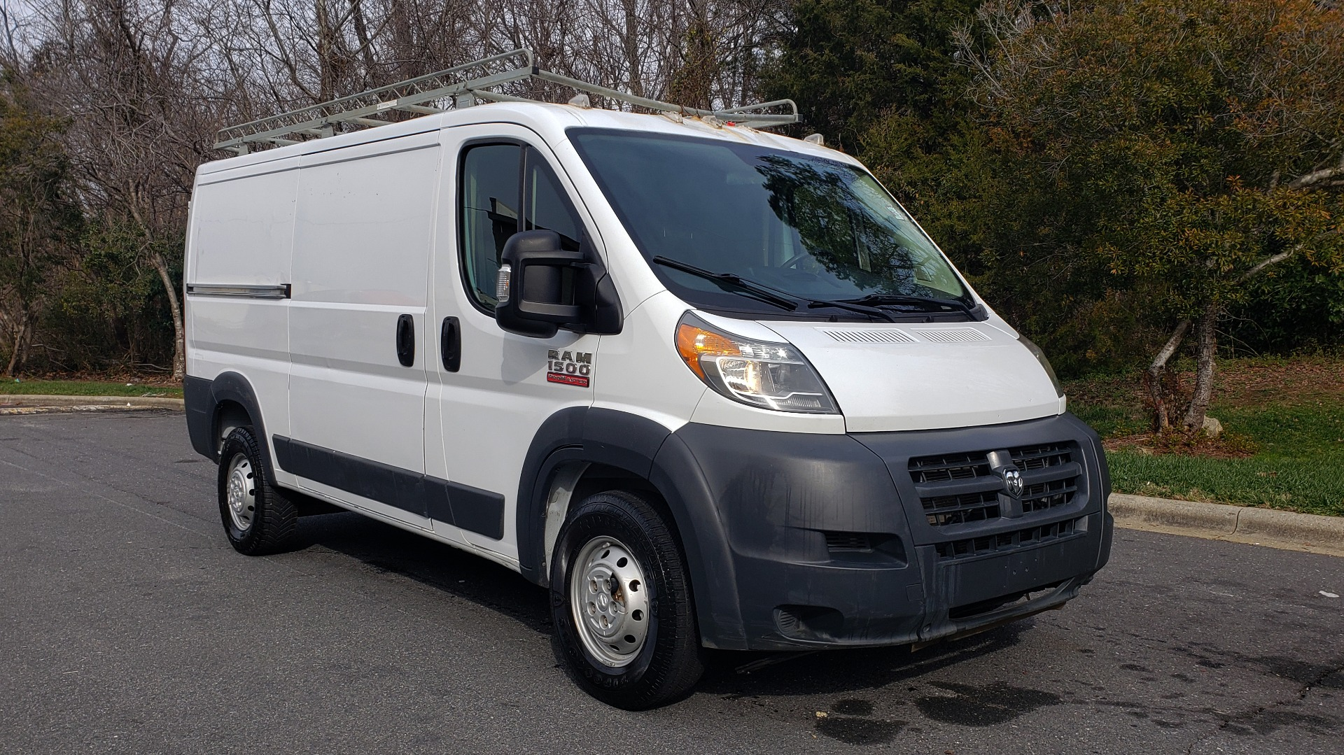 Used 2016 Ram PROMASTER CARGO VAN 136 WB / LOW ROOF / 3.6L V6 / 6-SPD AUTO / REARVIEW for sale $17,500 at Formula Imports in Charlotte NC 28227 5