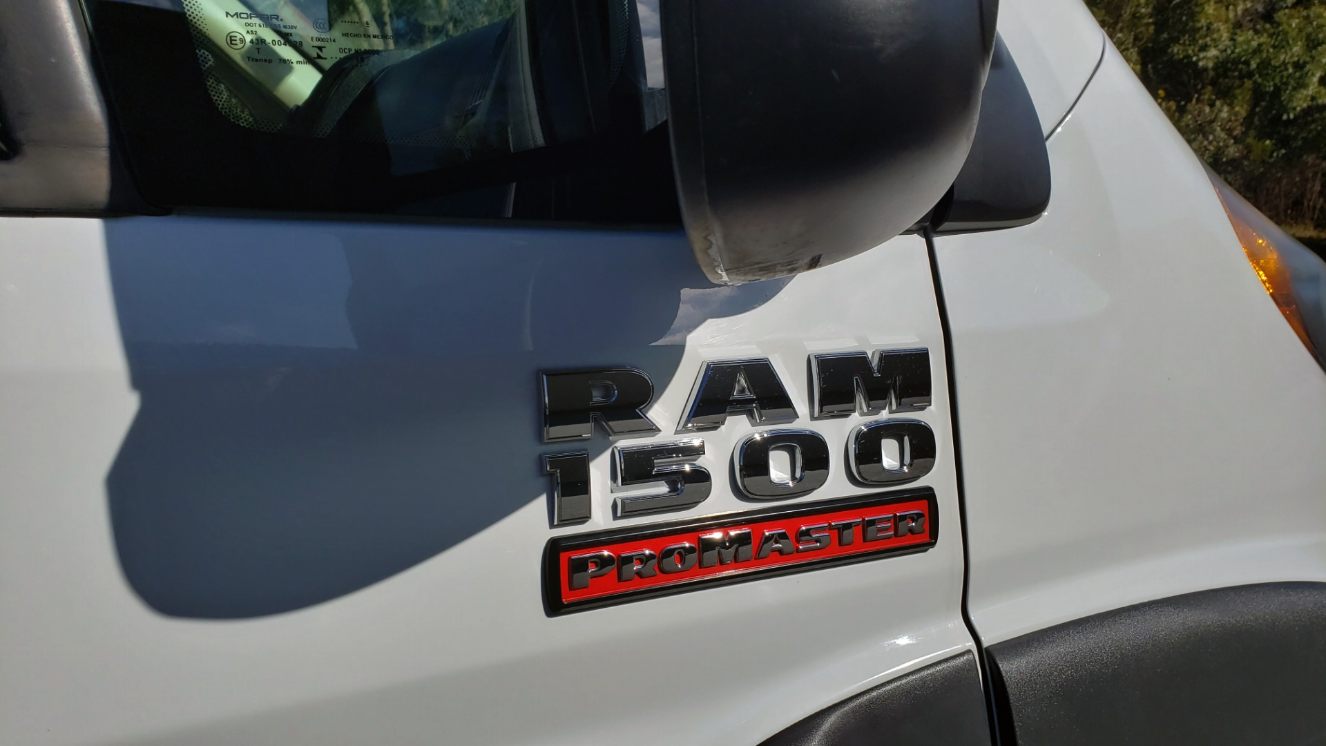 Used 2016 Ram PROMASTER CARGO VAN 136 WB / LOW ROOF / 3.6L V6 / 6-SPD AUTO / REARVIEW for sale $21,000 at Formula Imports in Charlotte NC 28227 11
