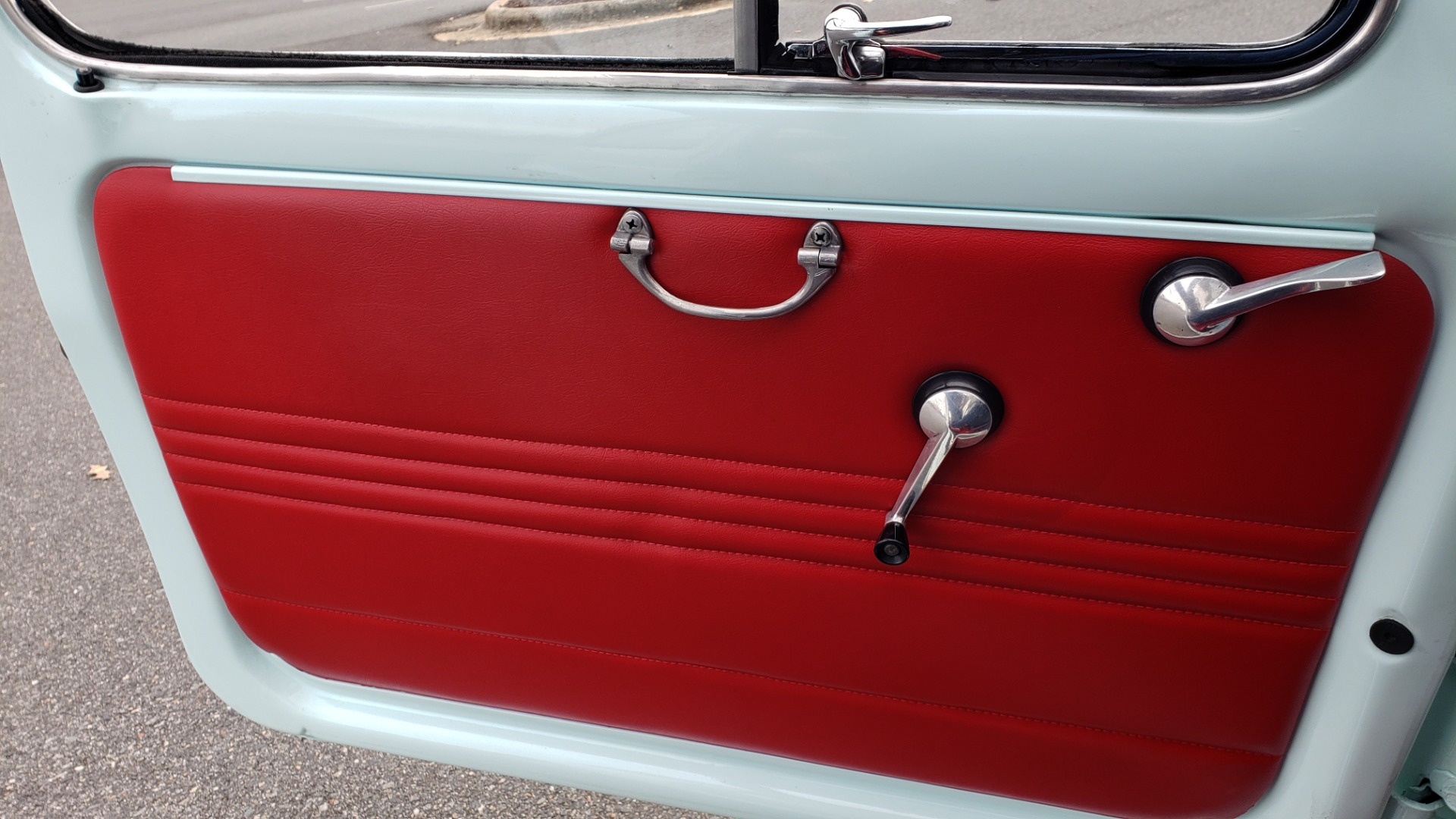 Used 1968 FIAT 500 NUOVA / SOFT-TOP / LUGGAGE RACK / RESTORED, LIKE NEW for sale $21,900 at Formula Imports in Charlotte NC 28227 23