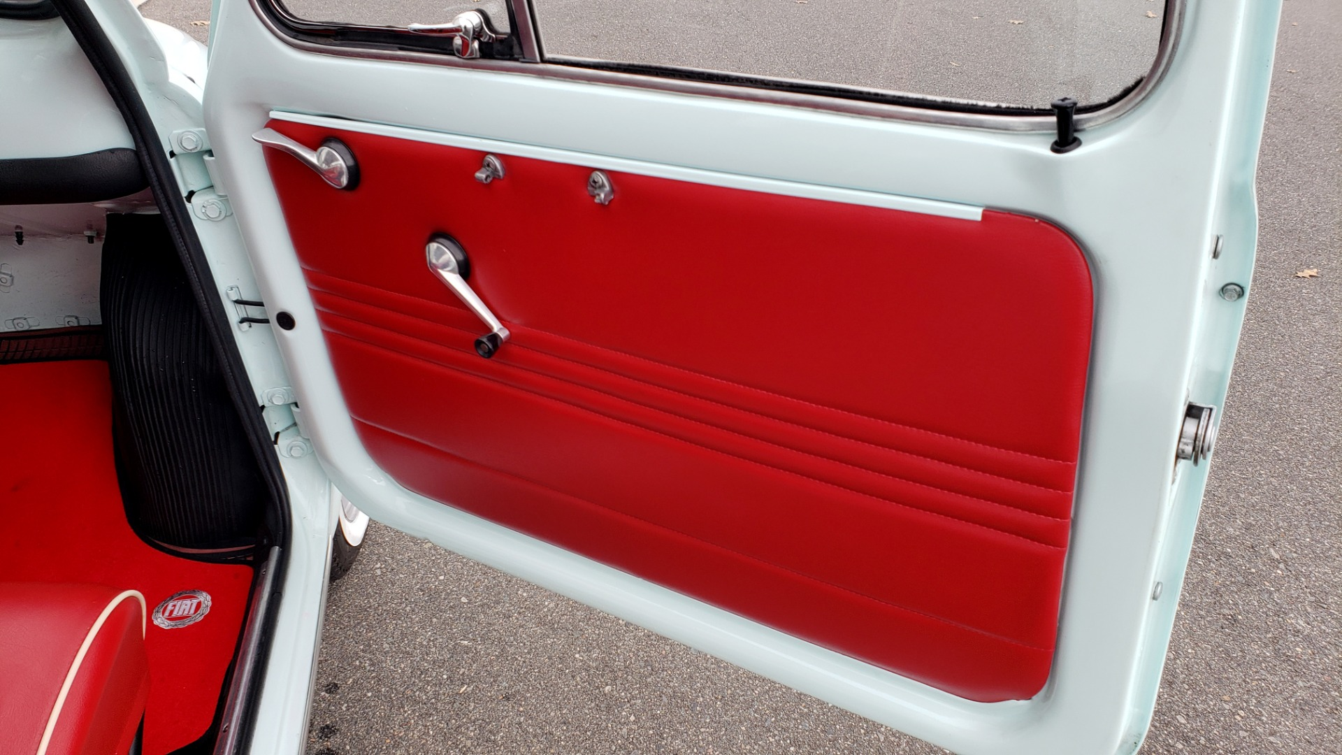 Used 1968 FIAT 500 NUOVA / SOFT-TOP / LUGGAGE RACK / RESTORED, LIKE NEW for sale $21,900 at Formula Imports in Charlotte NC 28227 28