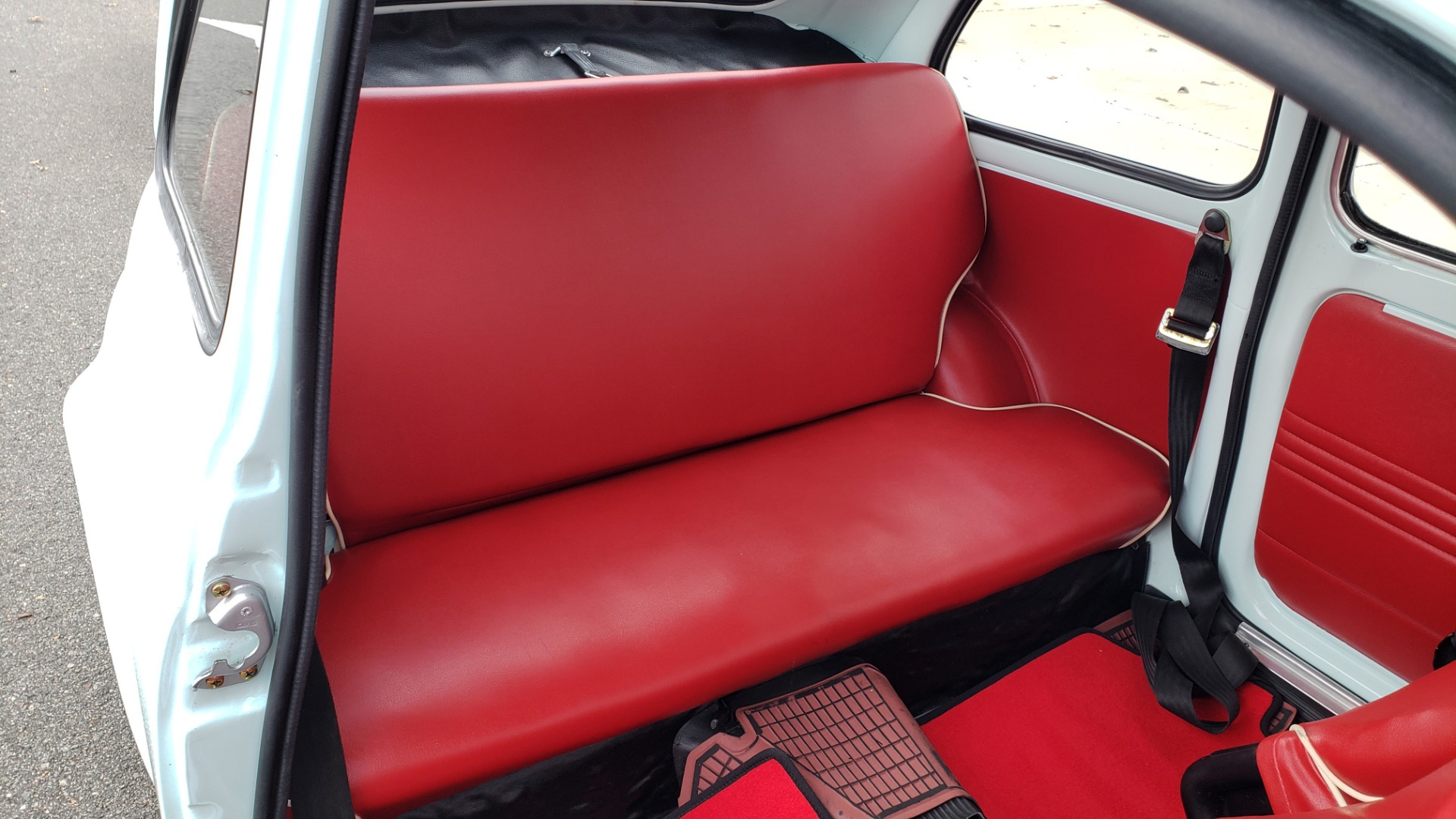 Used 1968 FIAT 500 NUOVA / SOFT-TOP / LUGGAGE RACK / RESTORED, LIKE NEW for sale $21,900 at Formula Imports in Charlotte NC 28227 32