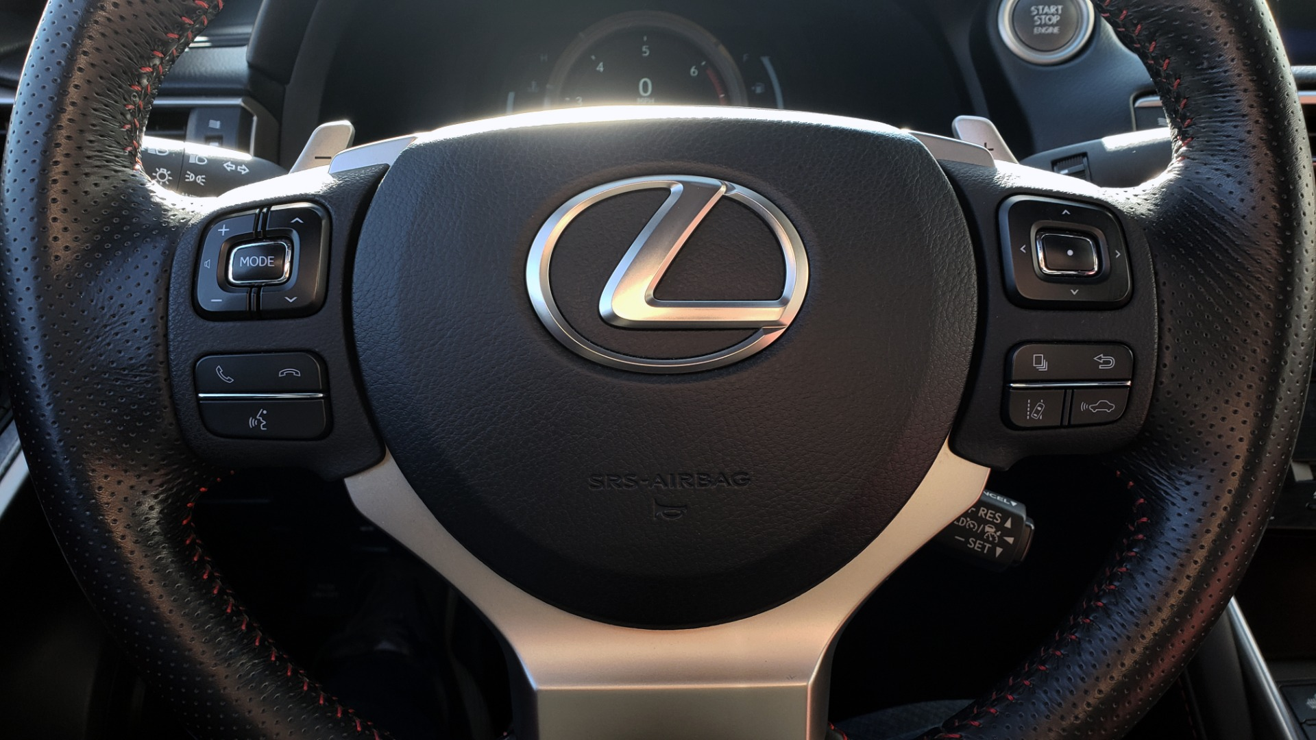 Used 2018 Lexus IS 300 F-SPORT / BSM / SUNROOF / REARVIEW / 18IN WHEELS for sale Sold at Formula Imports in Charlotte NC 28227 35