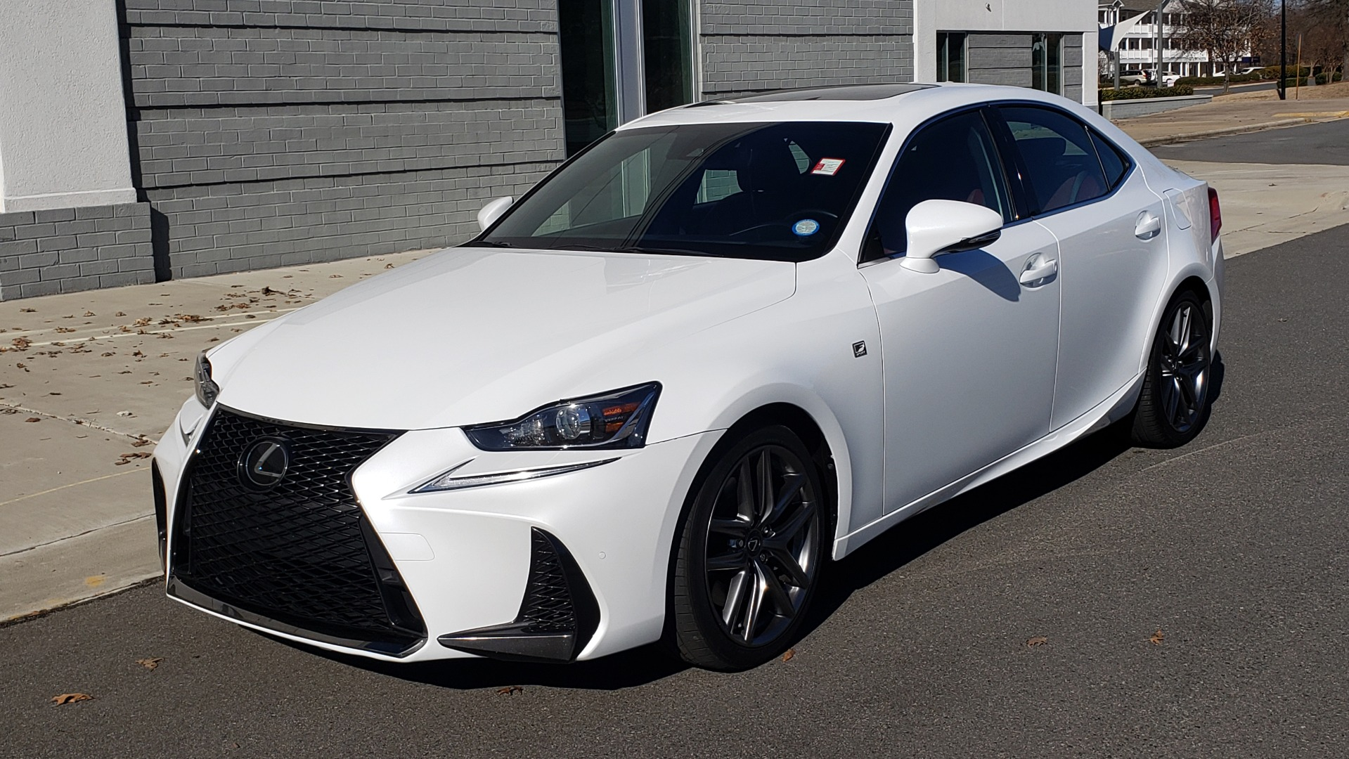 Used 2018 Lexus IS 300 F-SPORT / BSM / SUNROOF / REARVIEW / 18IN WHEELS for sale Sold at Formula Imports in Charlotte NC 28227 7