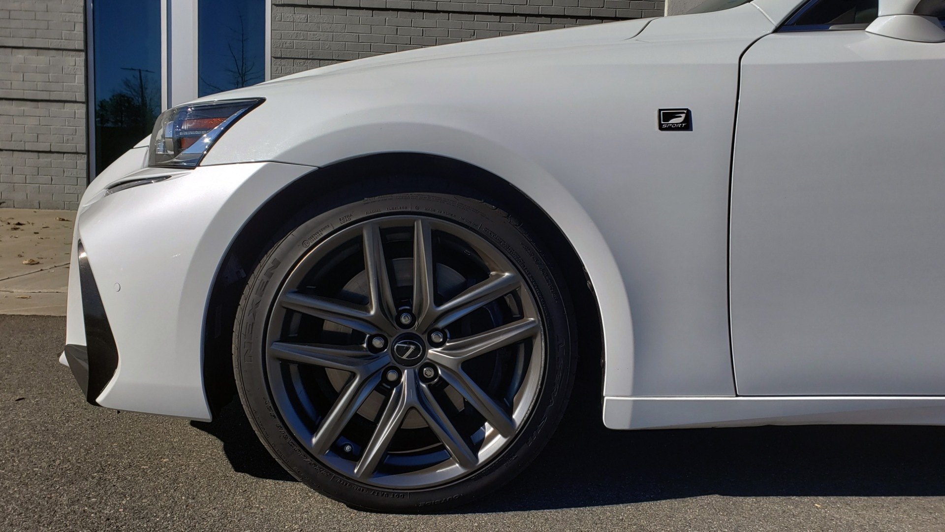 Used 2018 Lexus IS 300 F-SPORT / BSM / SUNROOF / REARVIEW / 18IN WHEELS for sale Sold at Formula Imports in Charlotte NC 28227 72