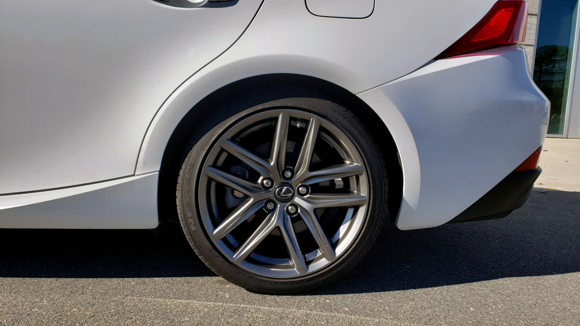 Used 2018 Lexus IS 300 F-SPORT / BSM / SUNROOF / REARVIEW / 18IN WHEELS for sale Sold at Formula Imports in Charlotte NC 28227 73