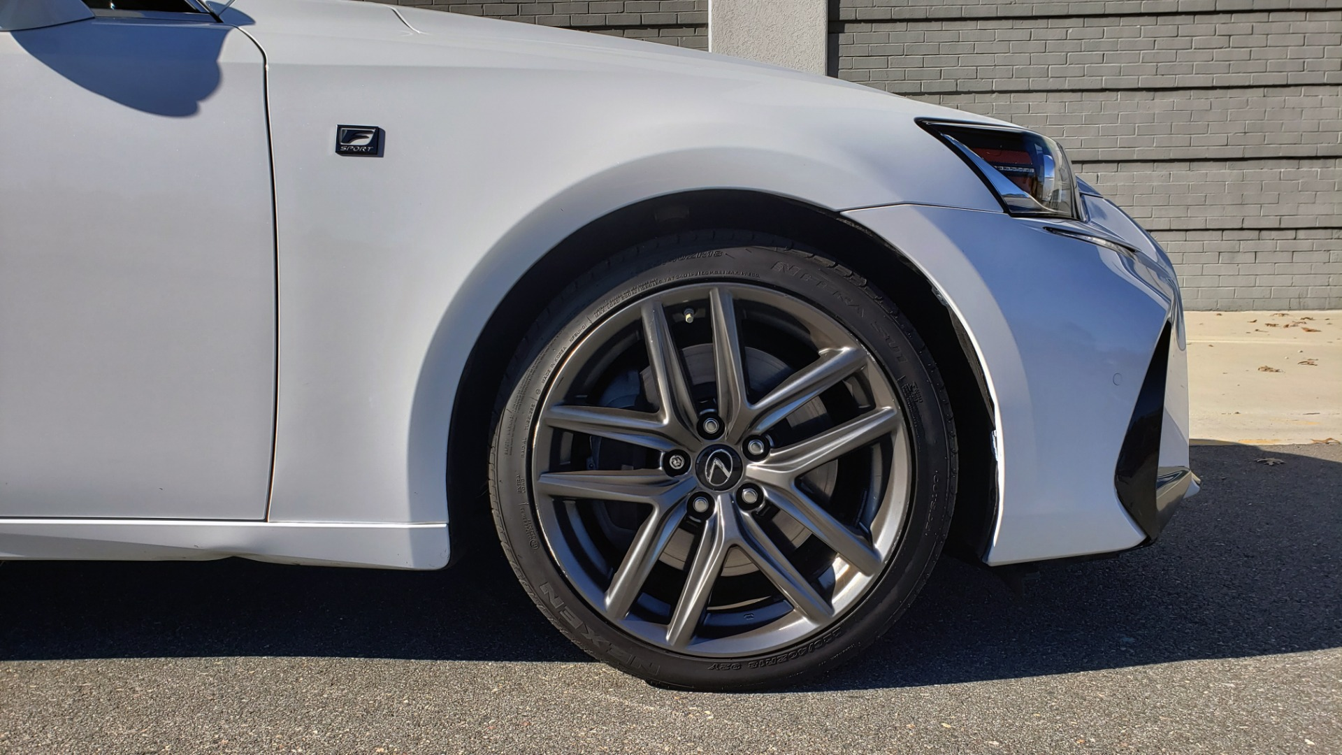 Used 2018 Lexus IS 300 F-SPORT / BSM / SUNROOF / REARVIEW / 18IN WHEELS for sale Sold at Formula Imports in Charlotte NC 28227 75