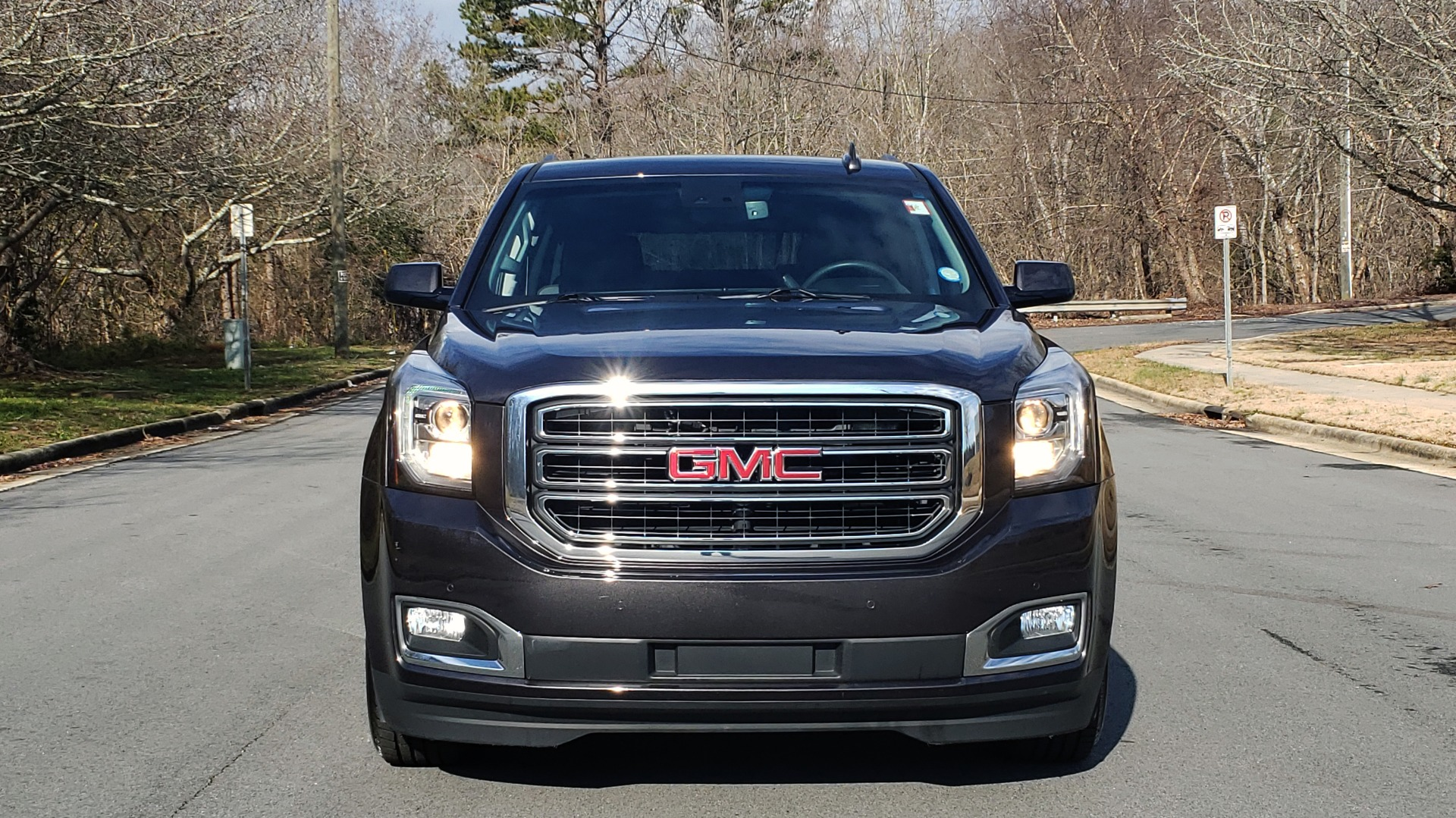 Used 2017 GMC YUKON XL SLT 4X4 / NAV / SUNROOF / BOSE / 3-ROW / REARVIEW for sale Sold at Formula Imports in Charlotte NC 28227 23