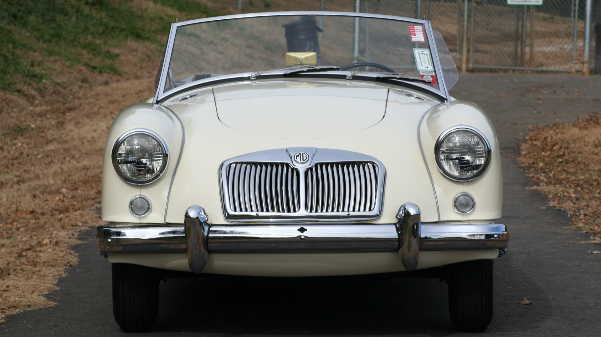 Used 1956 MG A ROADSTER / 4-SPD MAN / FULLY RESTORED / ALL NEW / SHOWROOM CONDITION for sale Sold at Formula Imports in Charlotte NC 28227 10