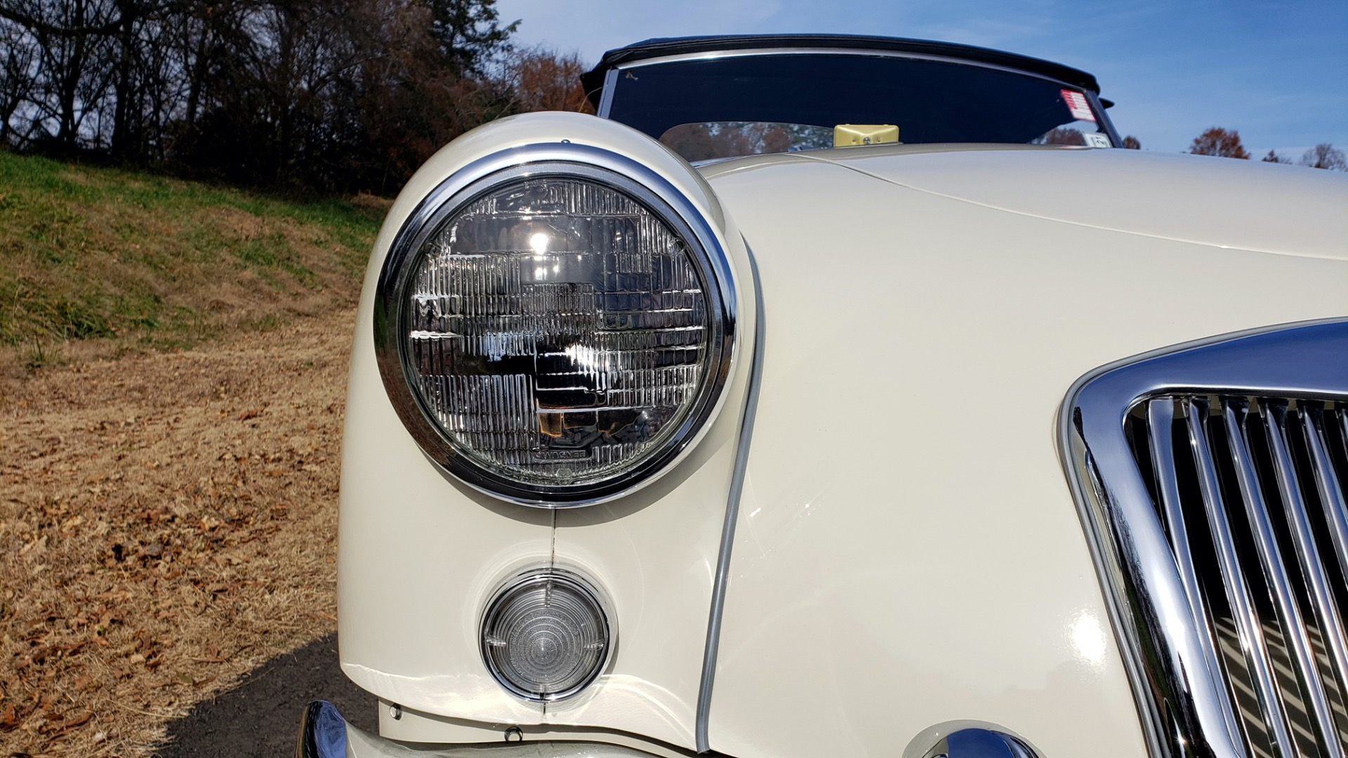 Used 1956 MG A ROADSTER / 4-SPD MAN / FULLY RESTORED / ALL NEW for sale $33,950 at Formula Imports in Charlotte NC 28227 29