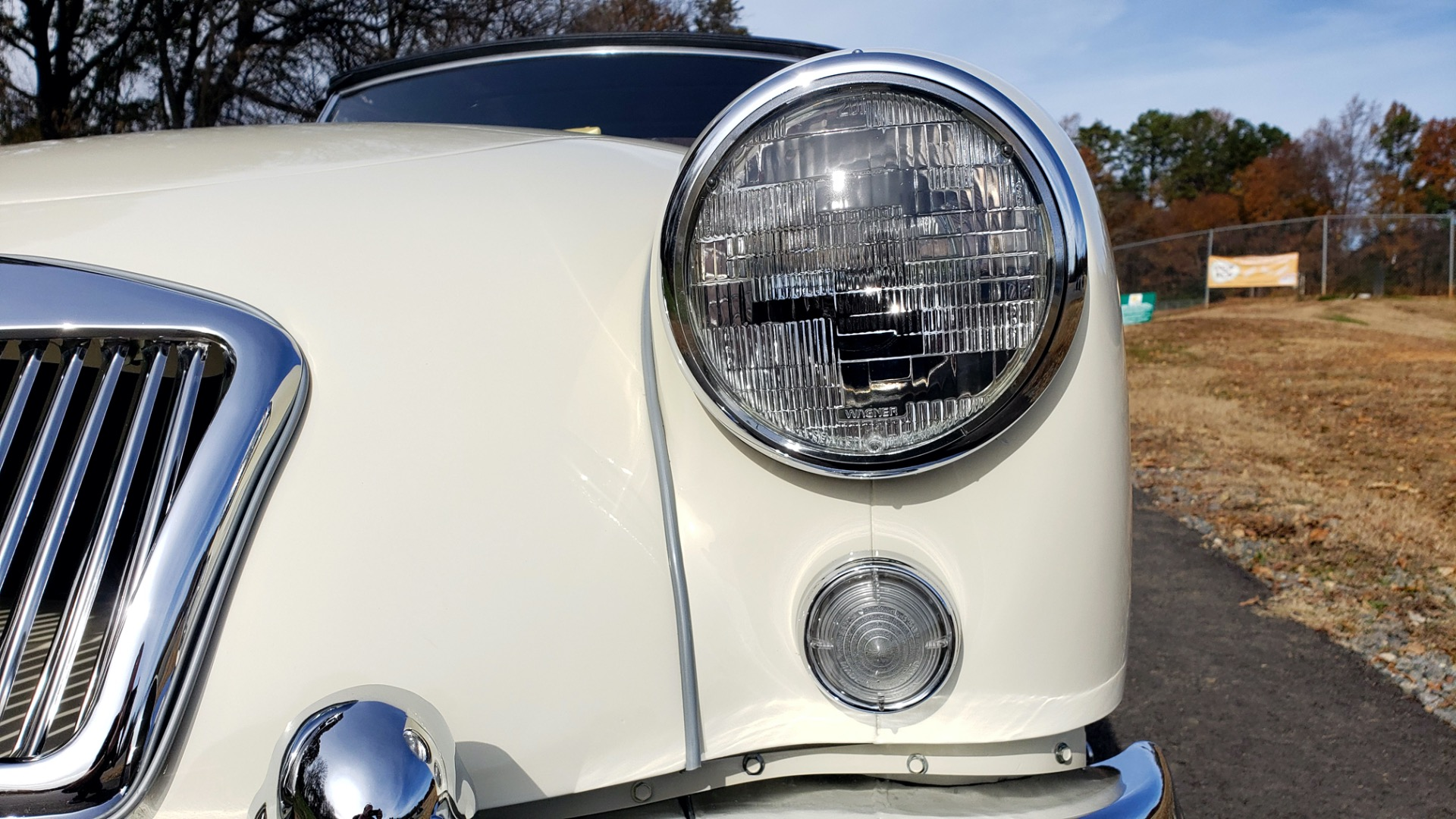 Used 1956 MG A ROADSTER / 4-SPD MAN / FULLY RESTORED / ALL NEW for sale $33,950 at Formula Imports in Charlotte NC 28227 30