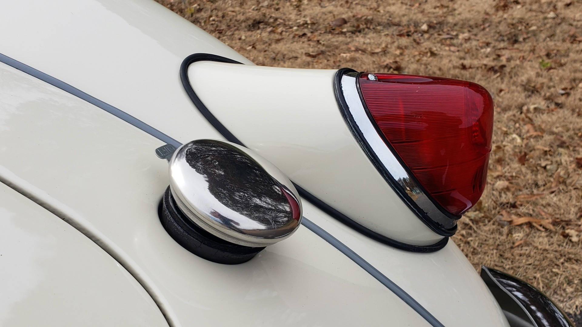 Used 1956 MG A ROADSTER / 4-SPD MAN / FULLY RESTORED / ALL NEW for sale $33,950 at Formula Imports in Charlotte NC 28227 50