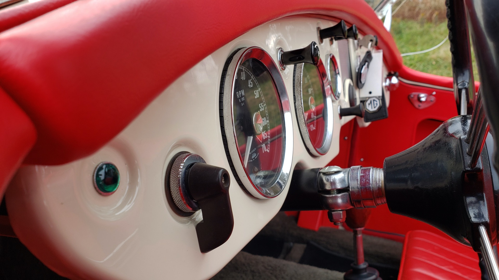 Used 1956 MG A ROADSTER / 4-SPD MAN / FULLY RESTORED / ALL NEW for sale $33,950 at Formula Imports in Charlotte NC 28227 54